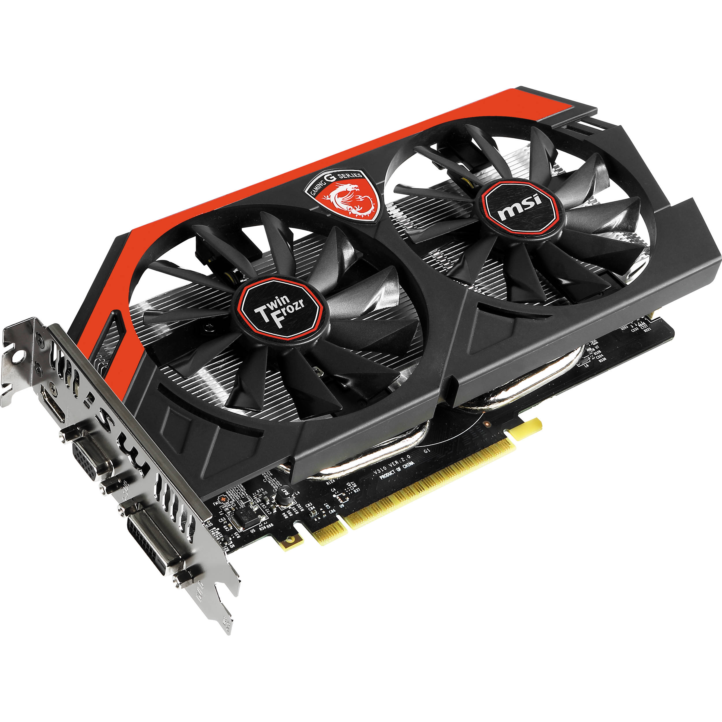 msi geforce gtx 750 ti gaming graphics card n750ti tf 2gd5 oc. Black Bedroom Furniture Sets. Home Design Ideas