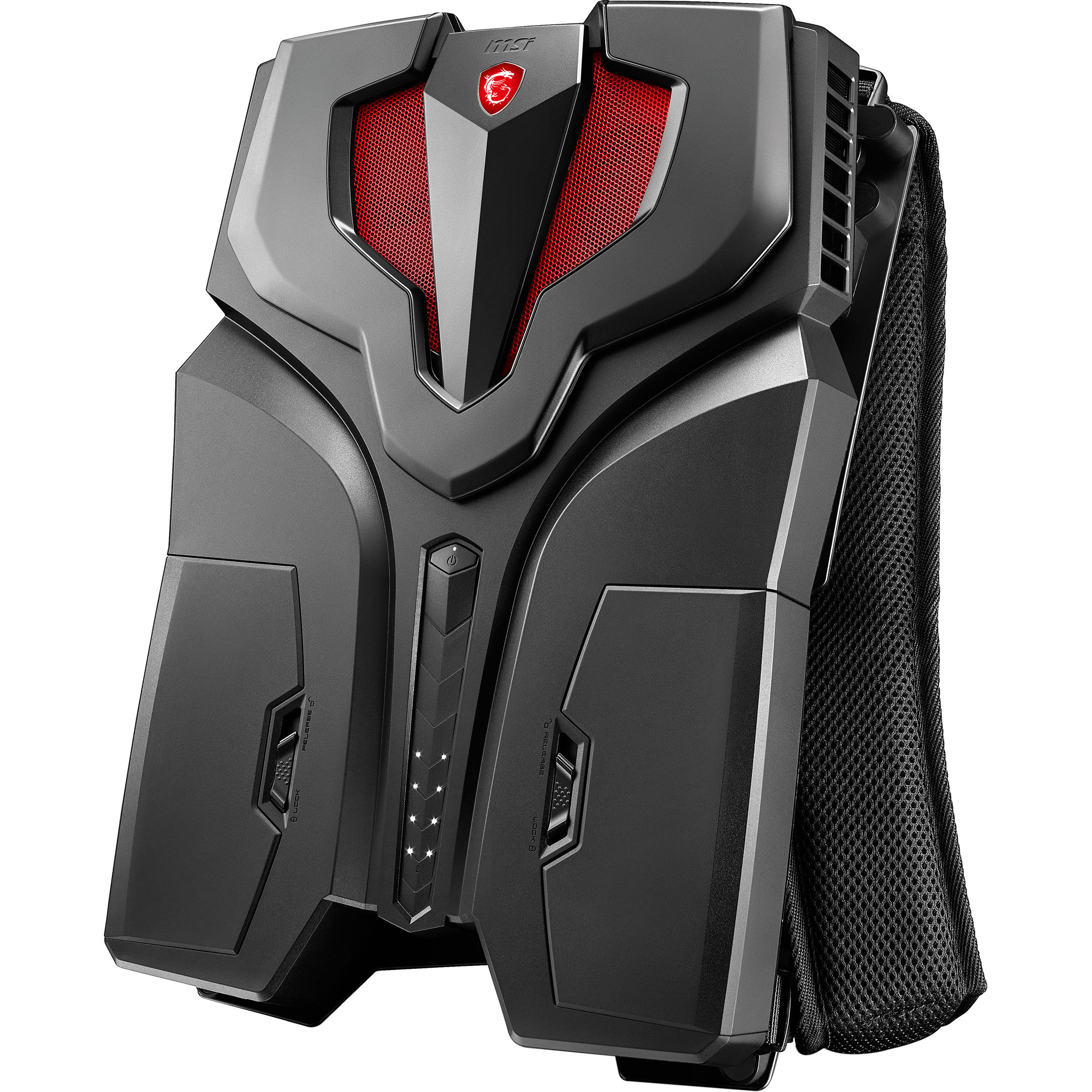 MSI VR ONE Backpack Computer Msi, Best gaming laptop, 16gb