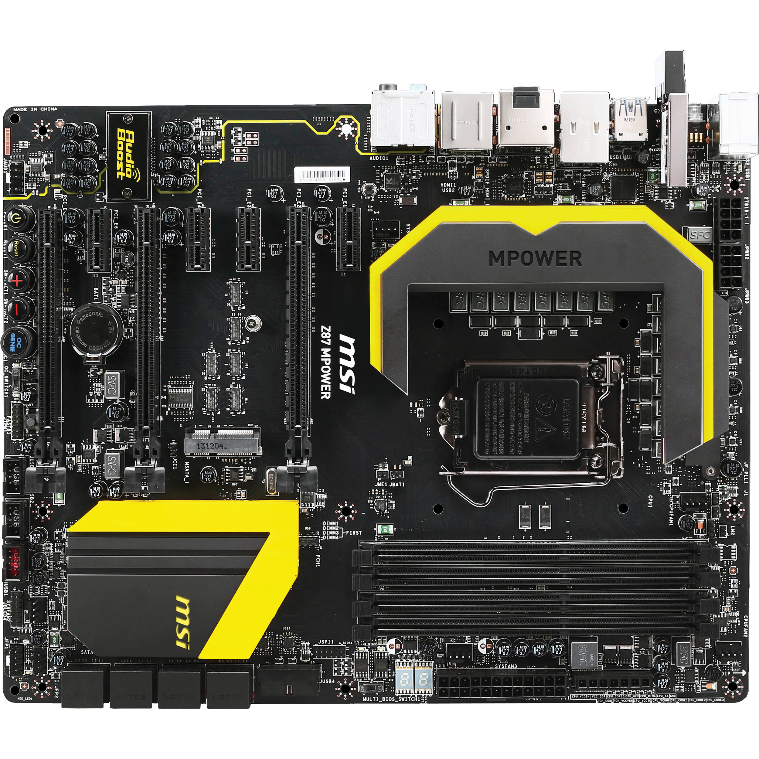 MSI Z87 MPOWER Intel Smart Connect Technology Driver Download (2019)