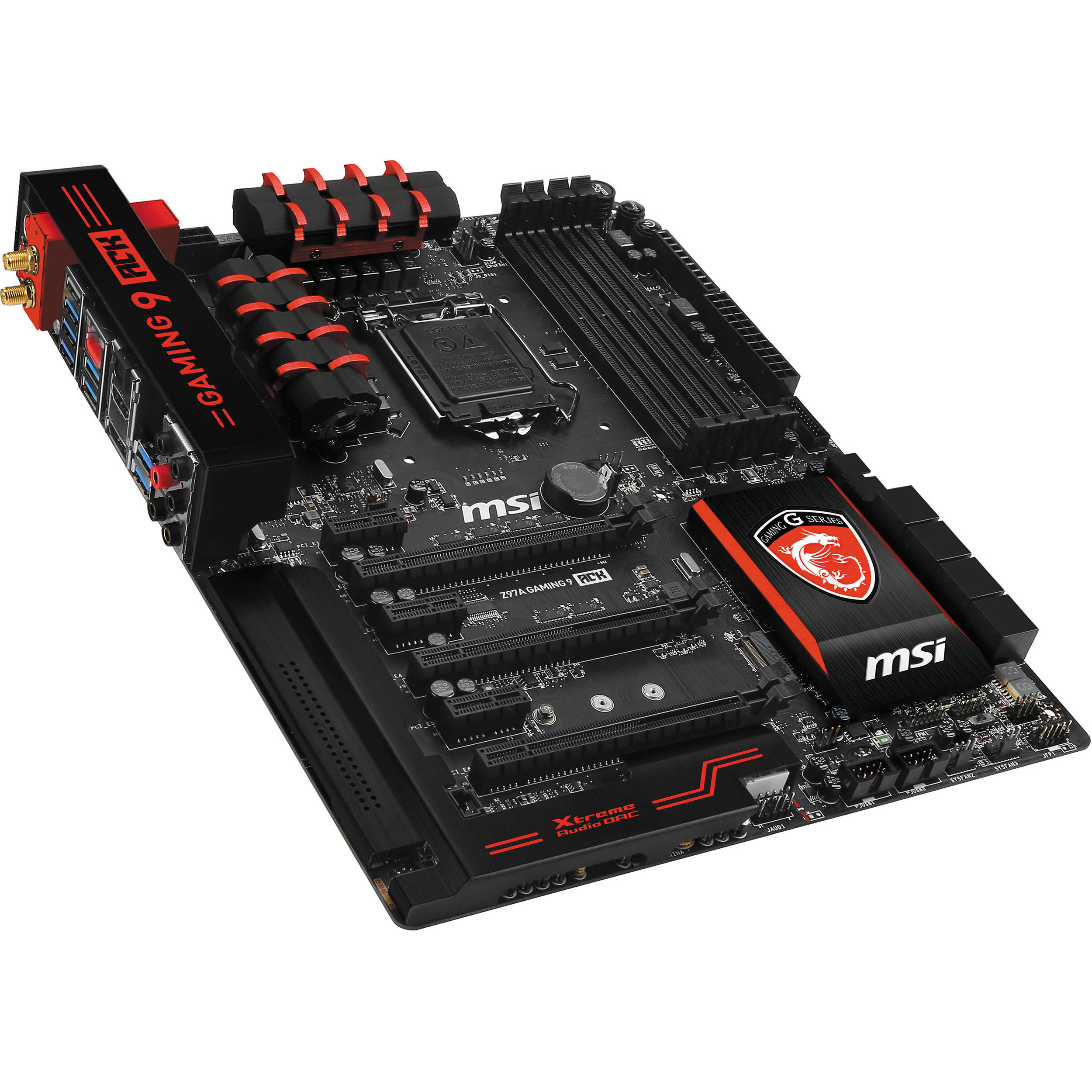 MSI Z97A Gaming 9 ACK C-Media Audio Drivers (2019)