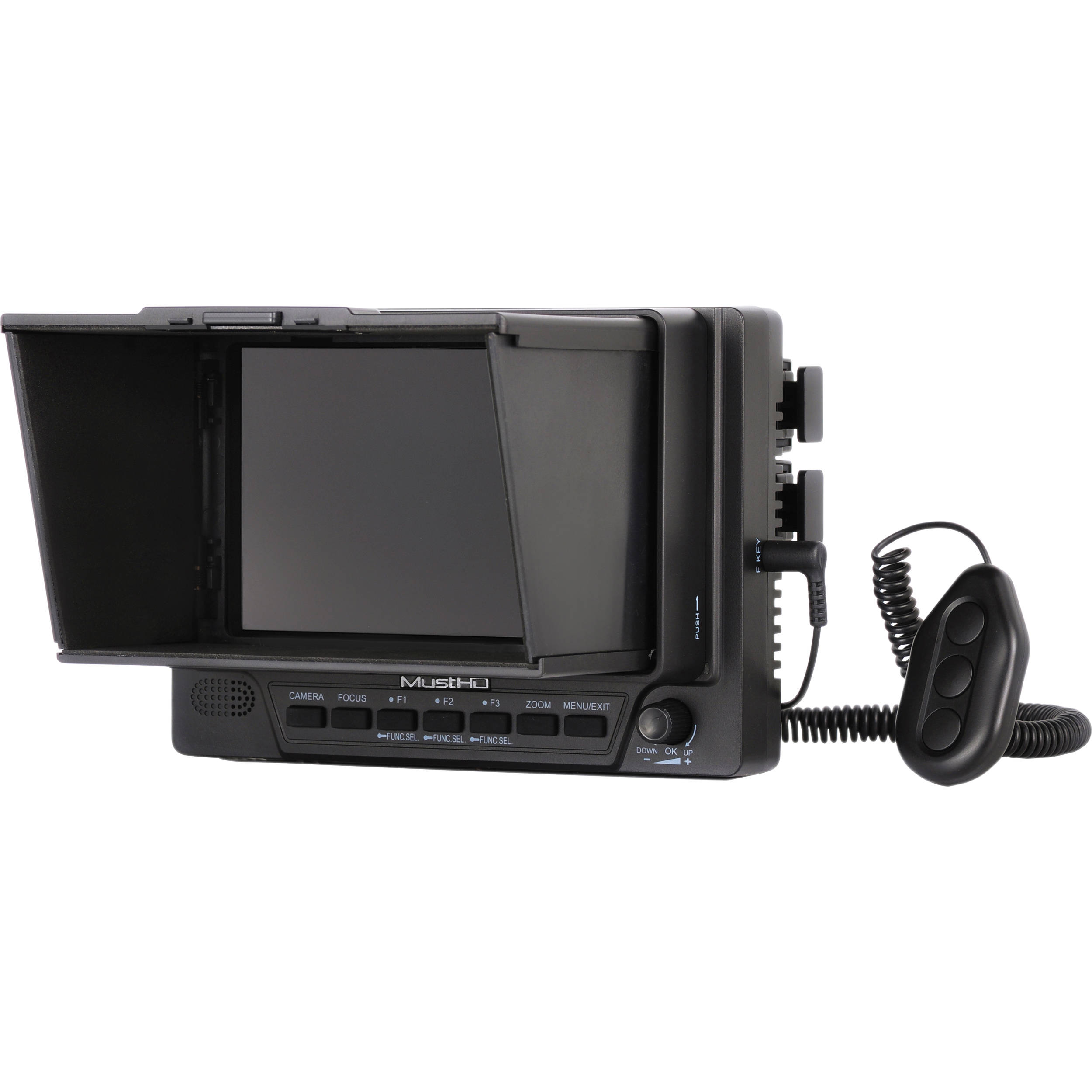 Musthd 5 On Camera Field Monitor M501h Bh Photo Video And Screen Disposable Flash Circuit Schematic