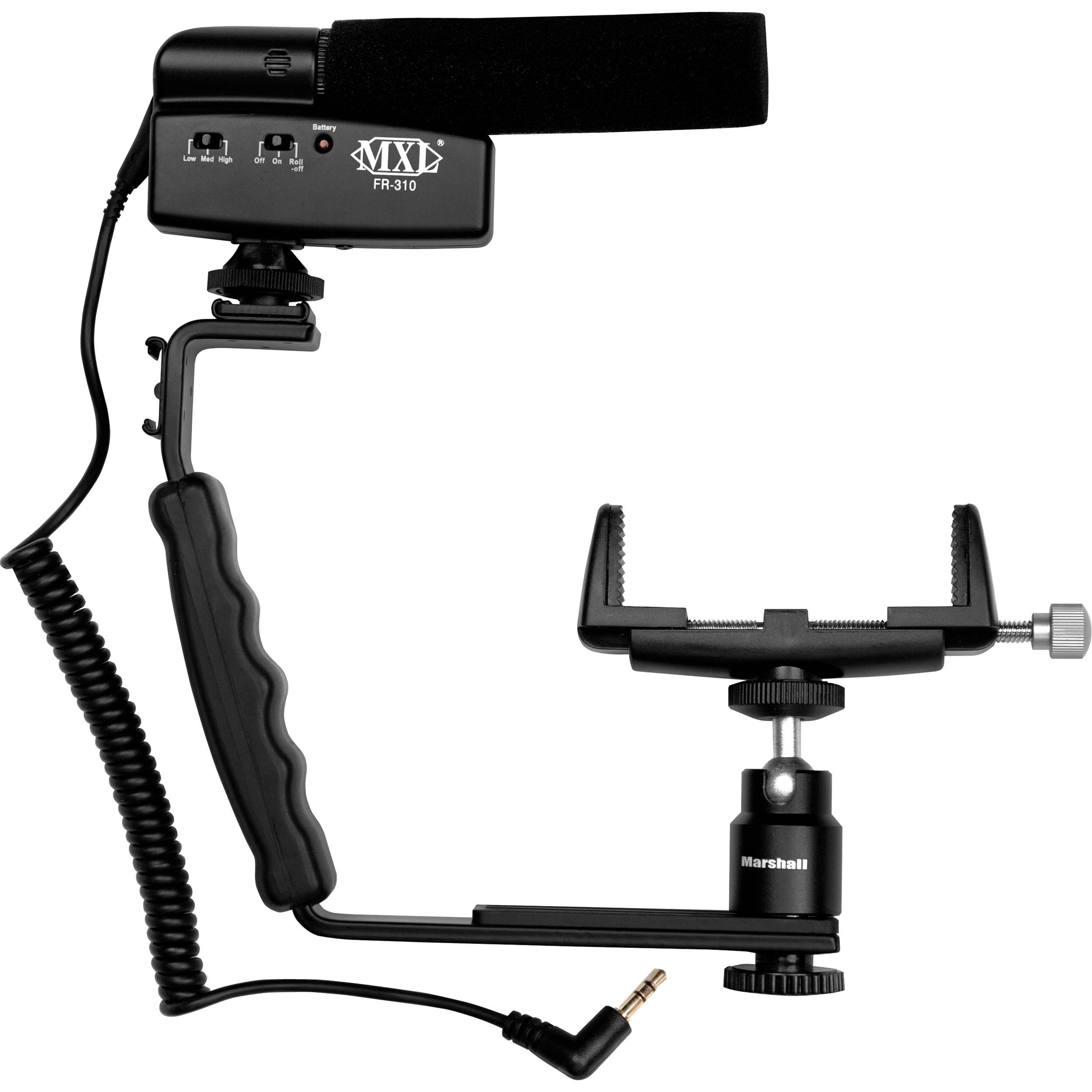 MXL MM-VE001 Mobile Media Videographer's Essentials Kit MM