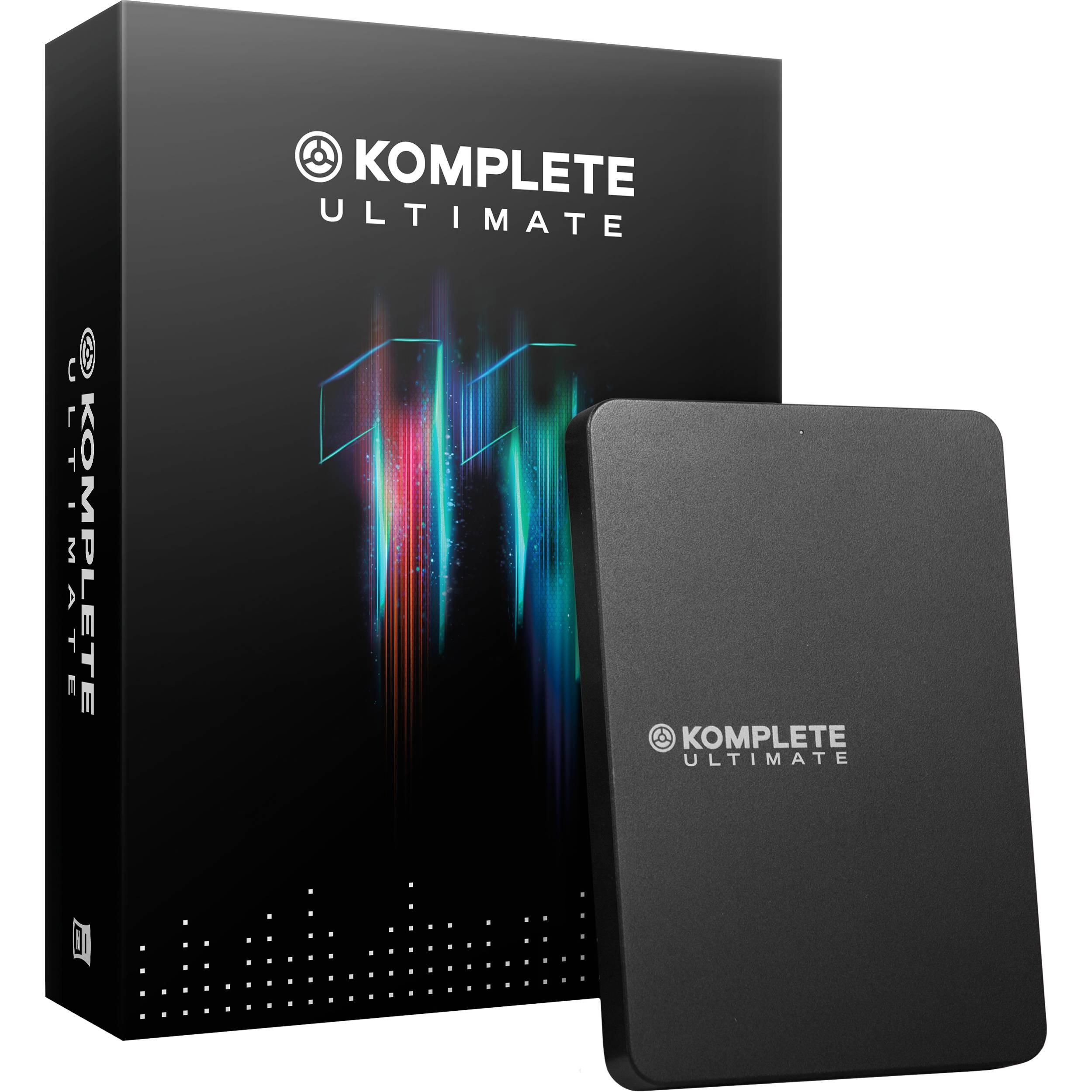 komplete ultimate 10 installer