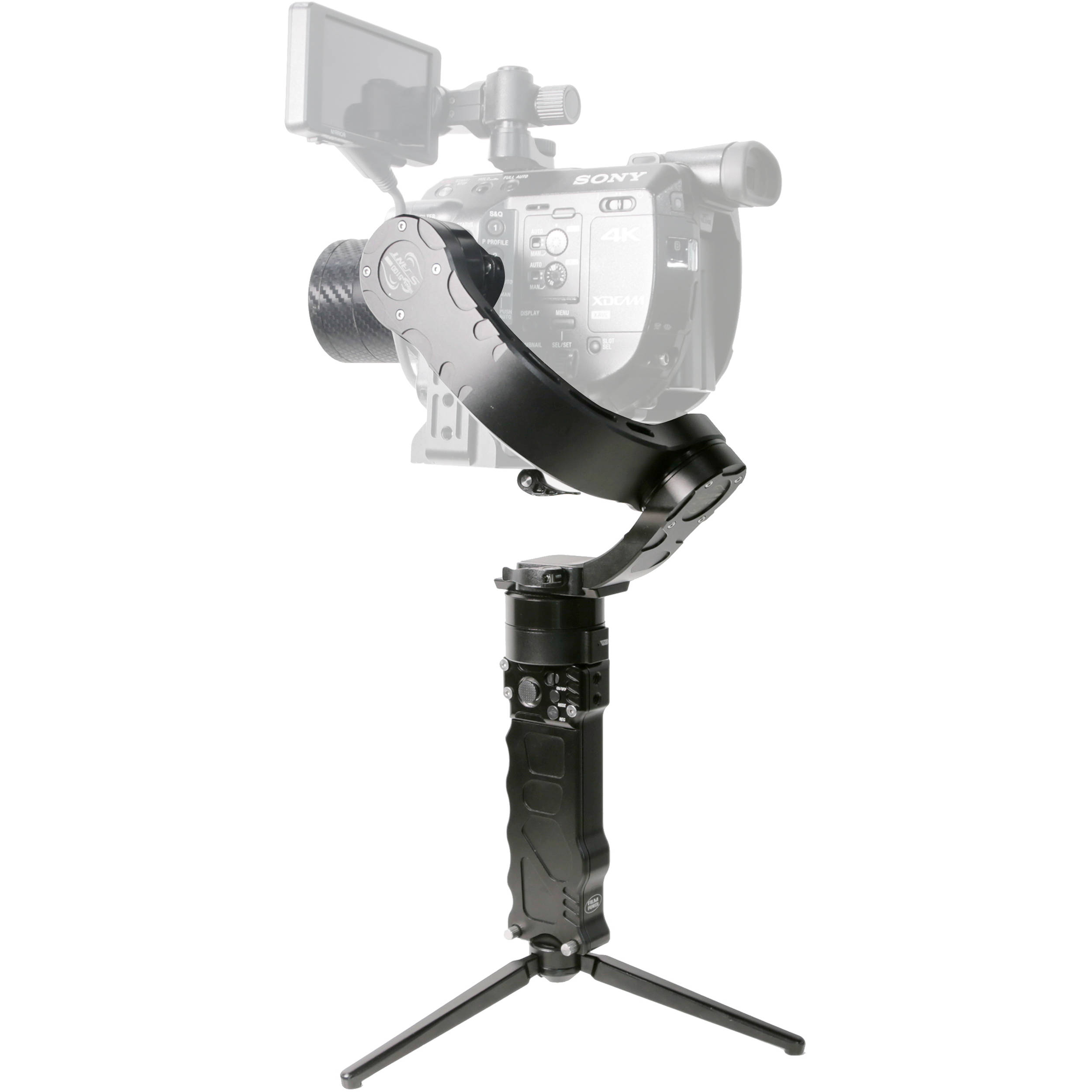 a5b897302d Nebula 5100 Slant 3-Axis Handheld Gimbal with Built-In FPNE5100S