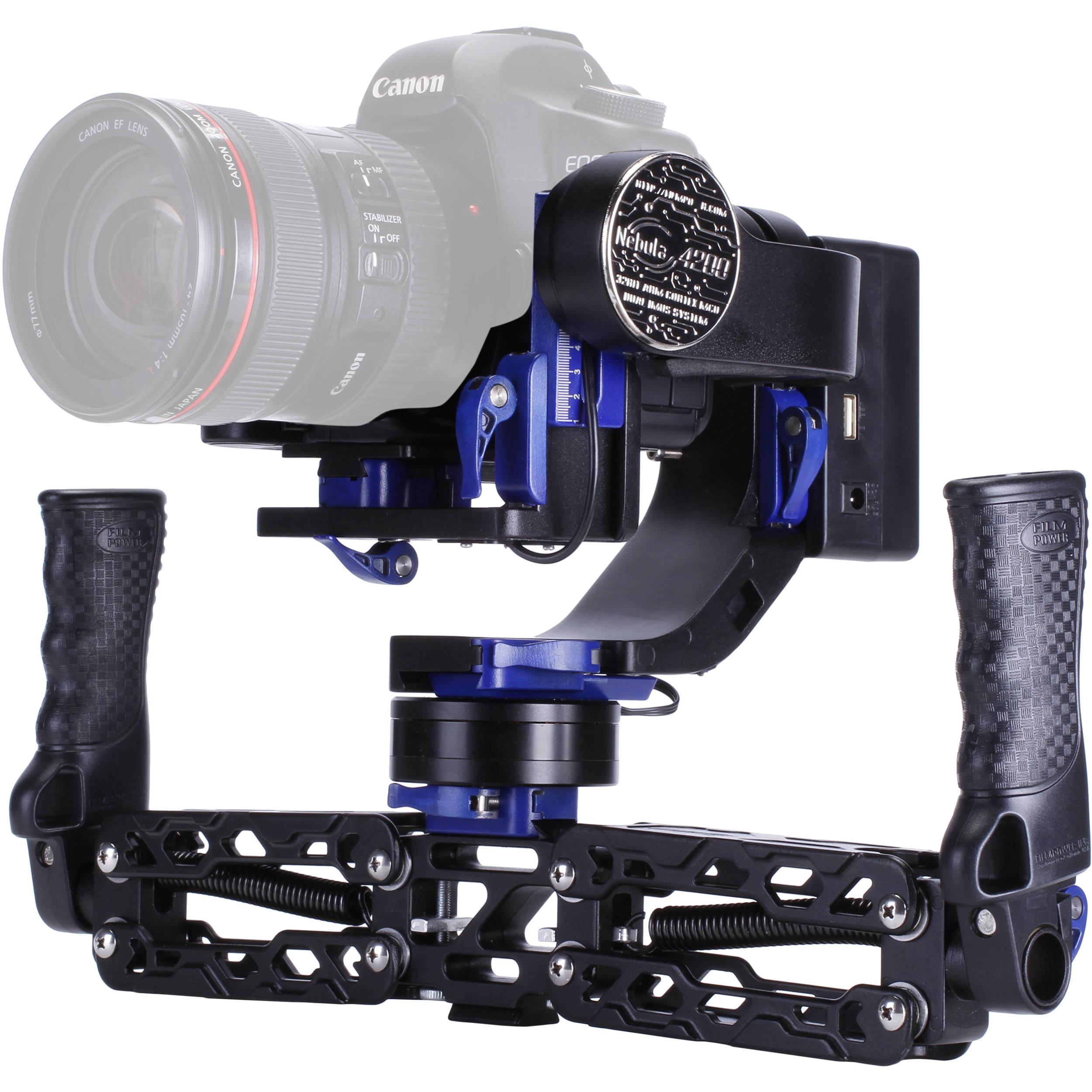 Nebula 4200 5 Axis Gyroscope Stabilizer Nebula 4200 5 Axis B Amp H