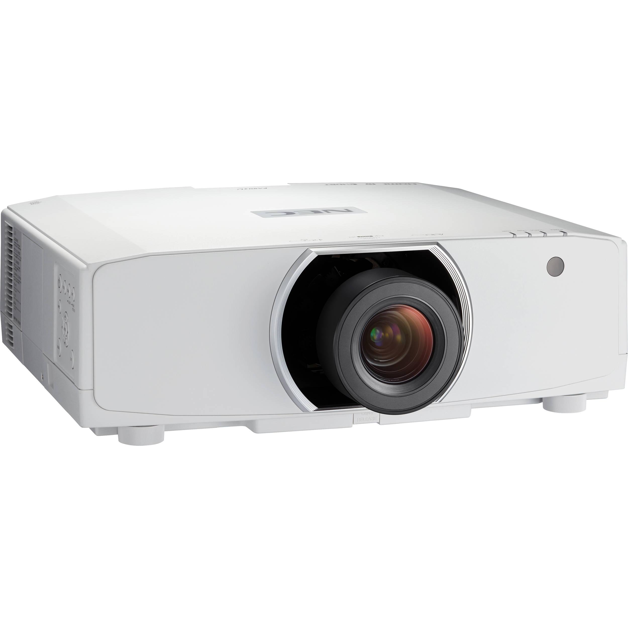NEC PA Series PA653U 6500-Lumen WUXGA LCD Professional NP ...