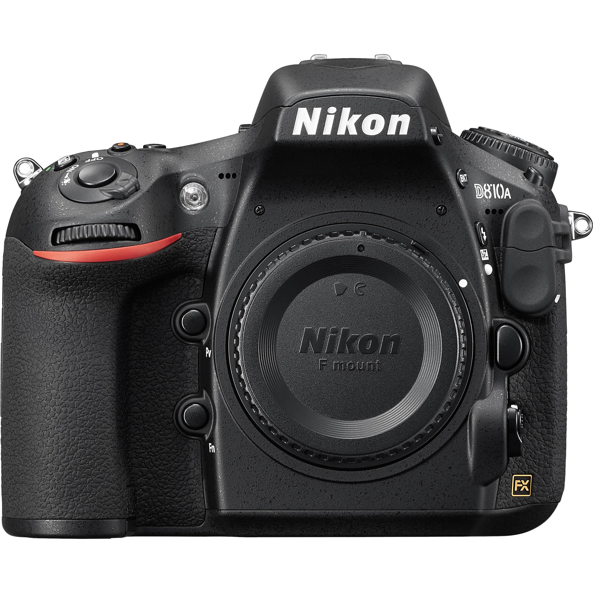 Nikon D810a Dslr Camera Body Only 1553 Bh Photo Video Garmin 8000 Wiring Diagram