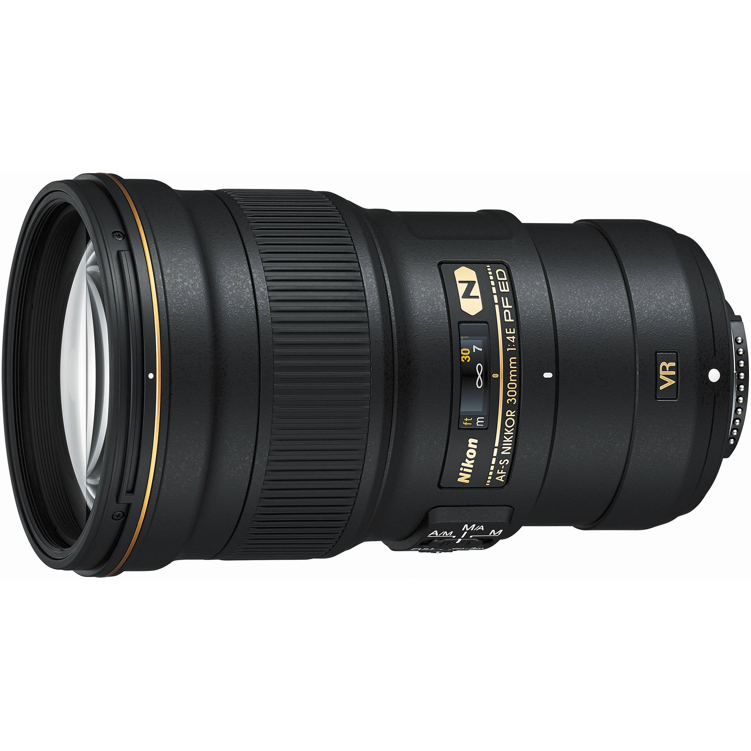 Nikon AF-S NIKKOR 300mm f/4E PF ED VR Lens 2223 B&H Photo ...