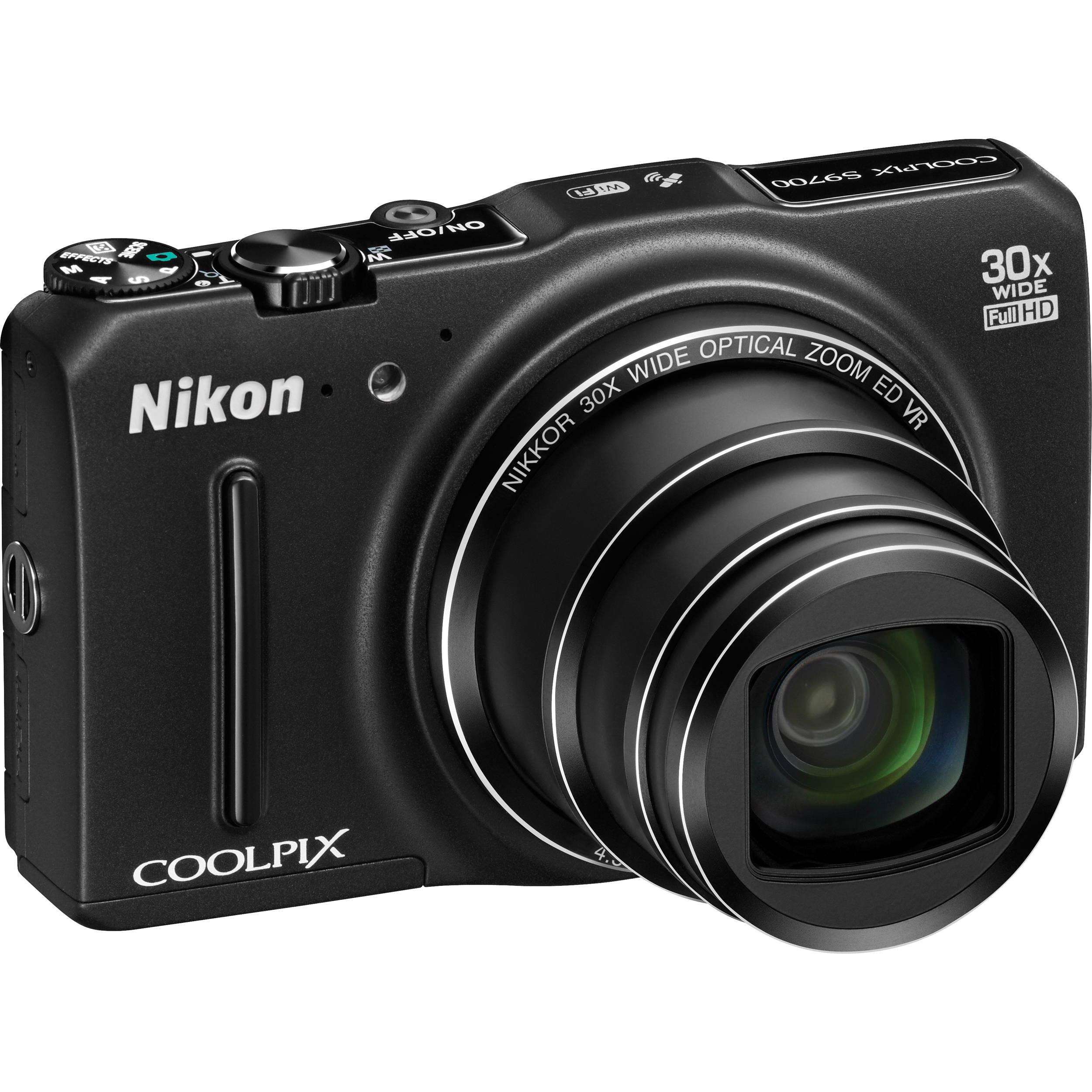 NIKON COOLPIX S9700 CAMERA UPDATE