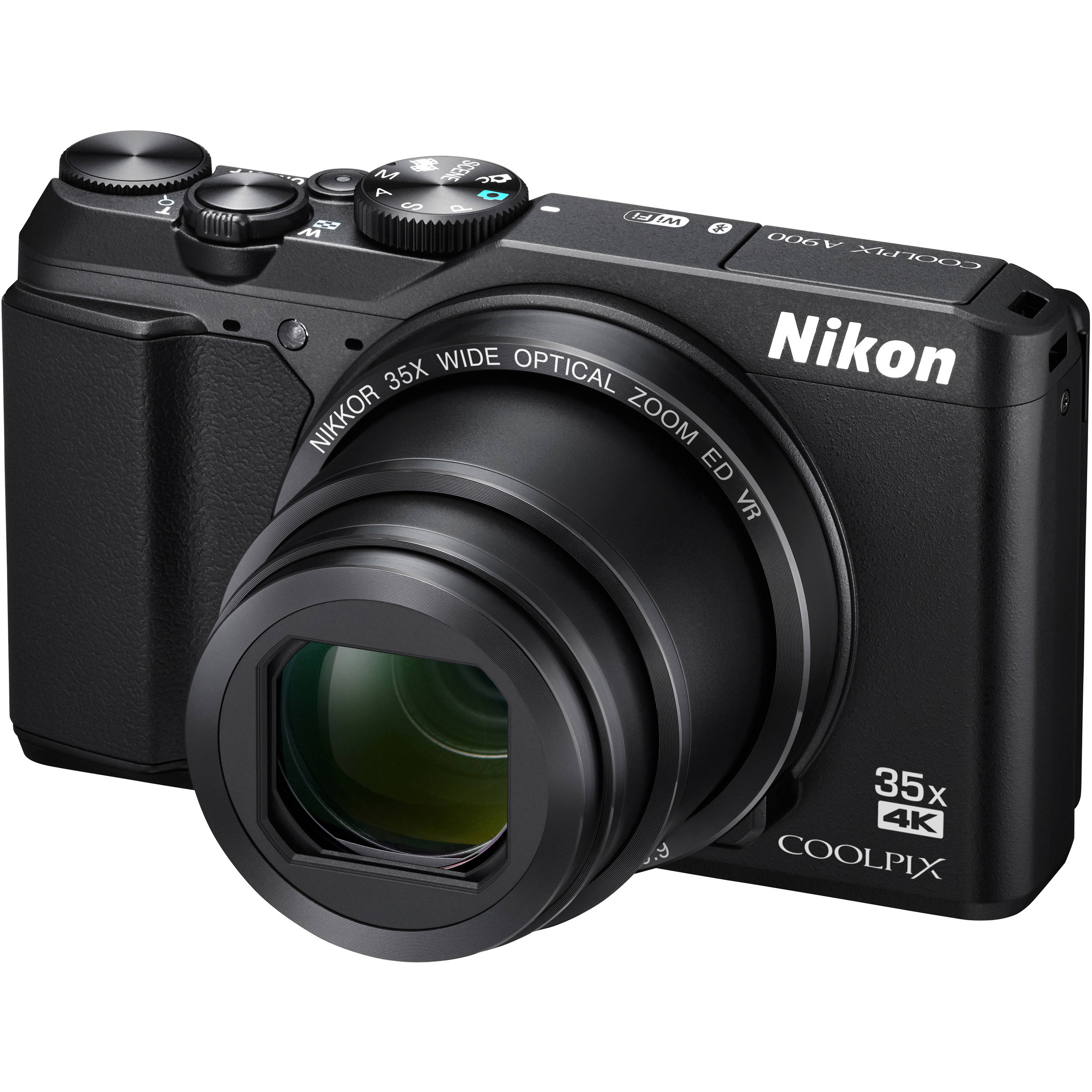 Nikon COOLPIX A900 Digital Camera (Black) 26501 B&H Photo Video