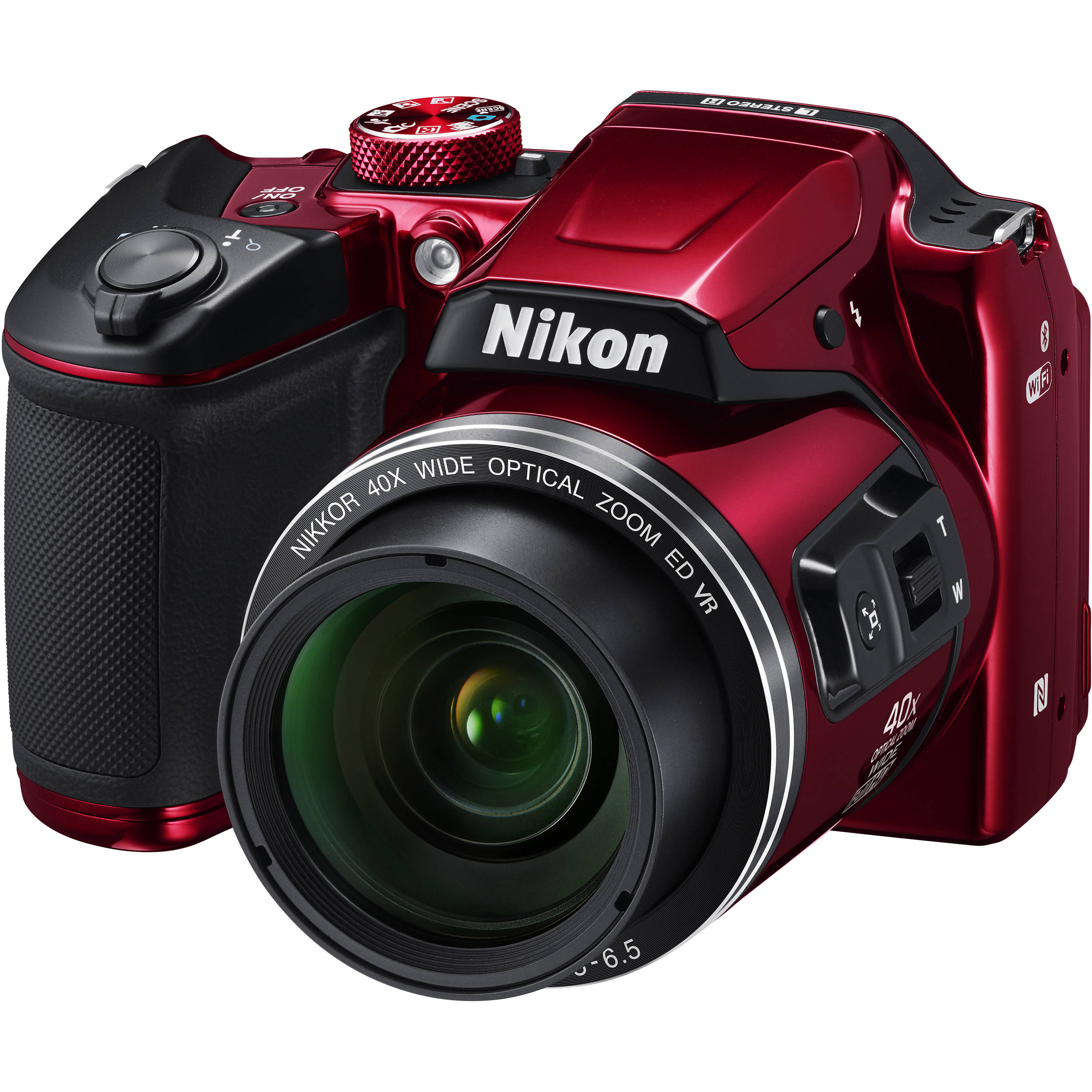 nikon coolpix b500 red nikon coolpix b500 digital 26508 b amp h photo 280