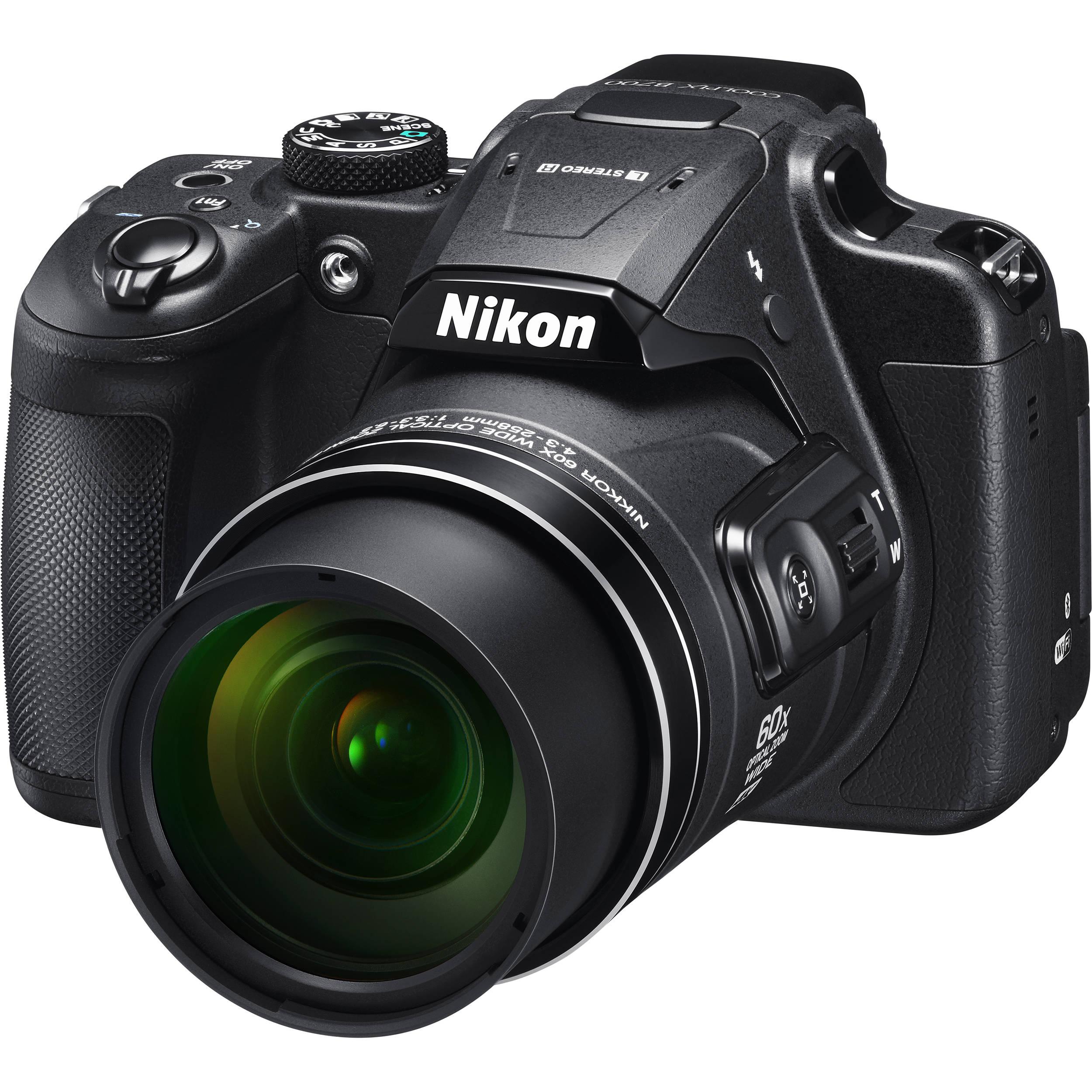 Nikon COOLPIX B700 Digital Camera 26510 B&H Photo Video