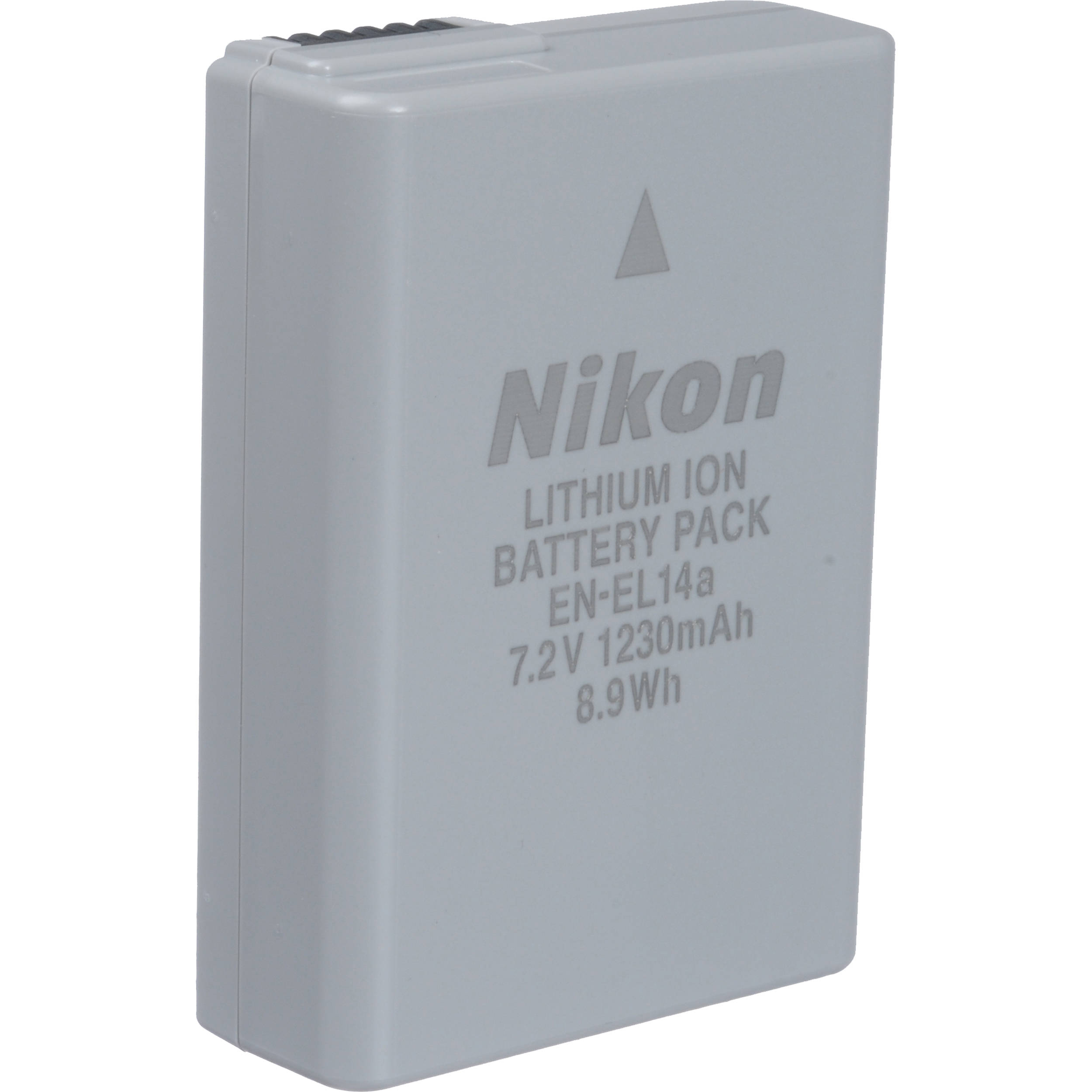 Nikon En El14a Rechargeable Li Ion Battery For Select 27126 Bh D3100 Power Connector Cover From Cameras