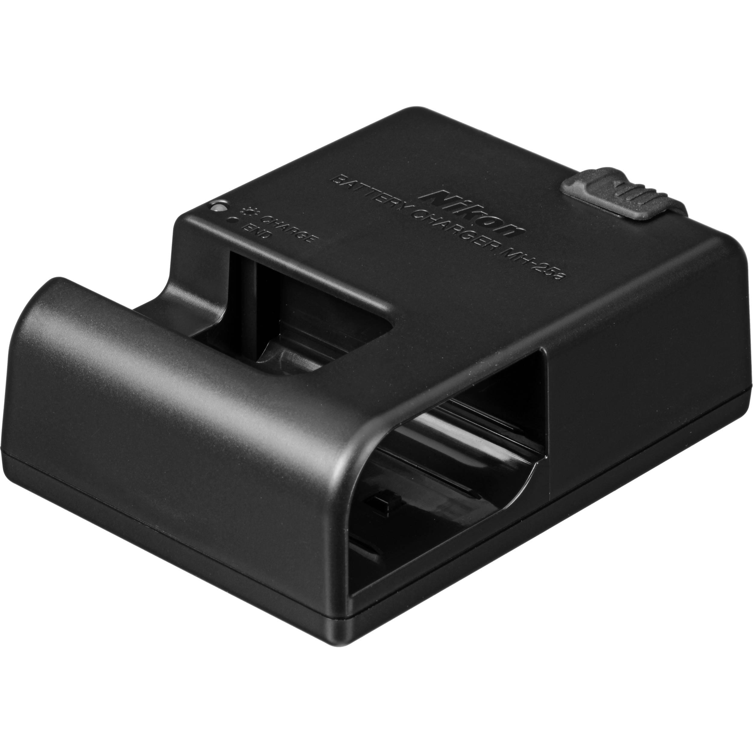 Nikon Mh 25a Battery Charger For En El15 Li Ion Battery 27148