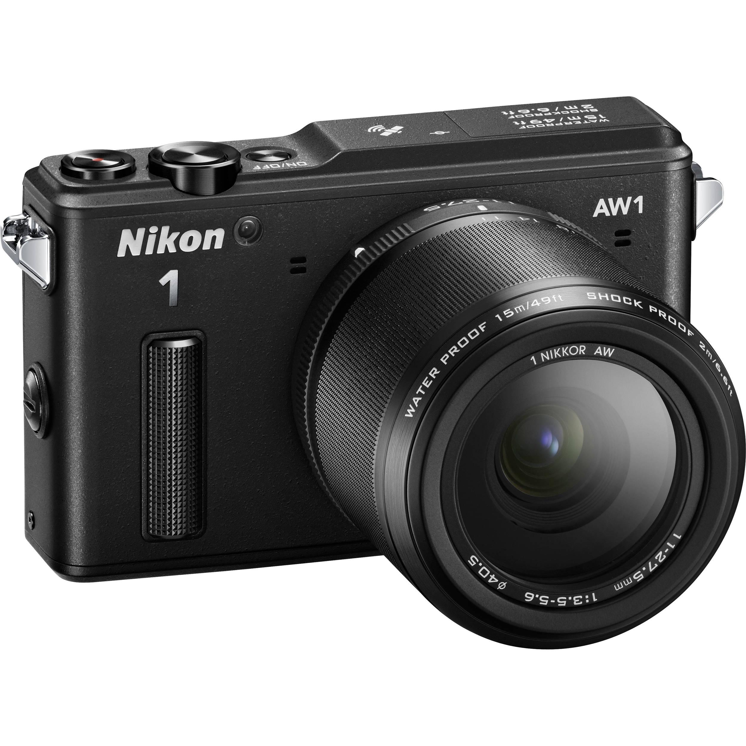 Nikon 1 aw1 user manual.