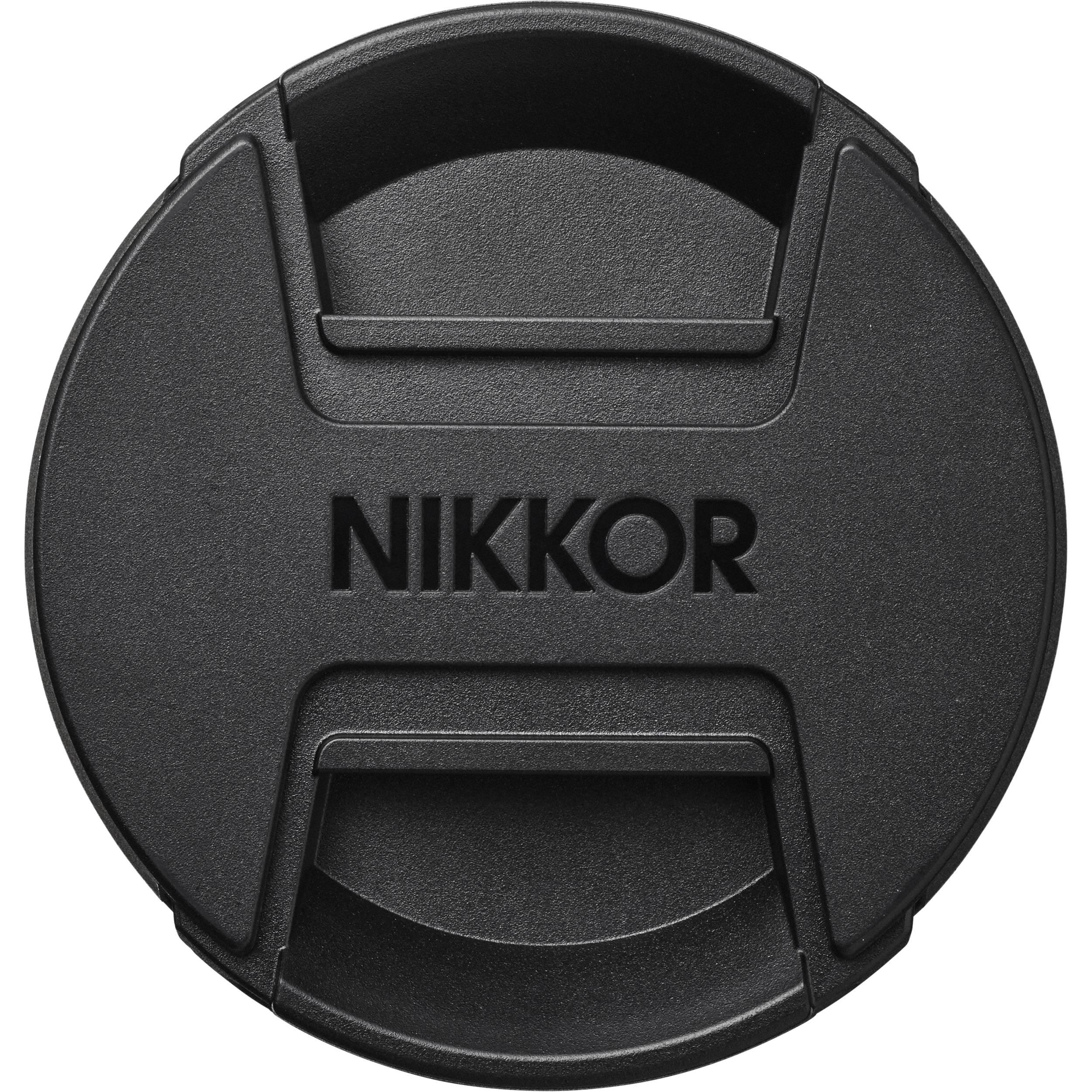 Nikon LC 62B 62mm Snap On Front Lens Cap