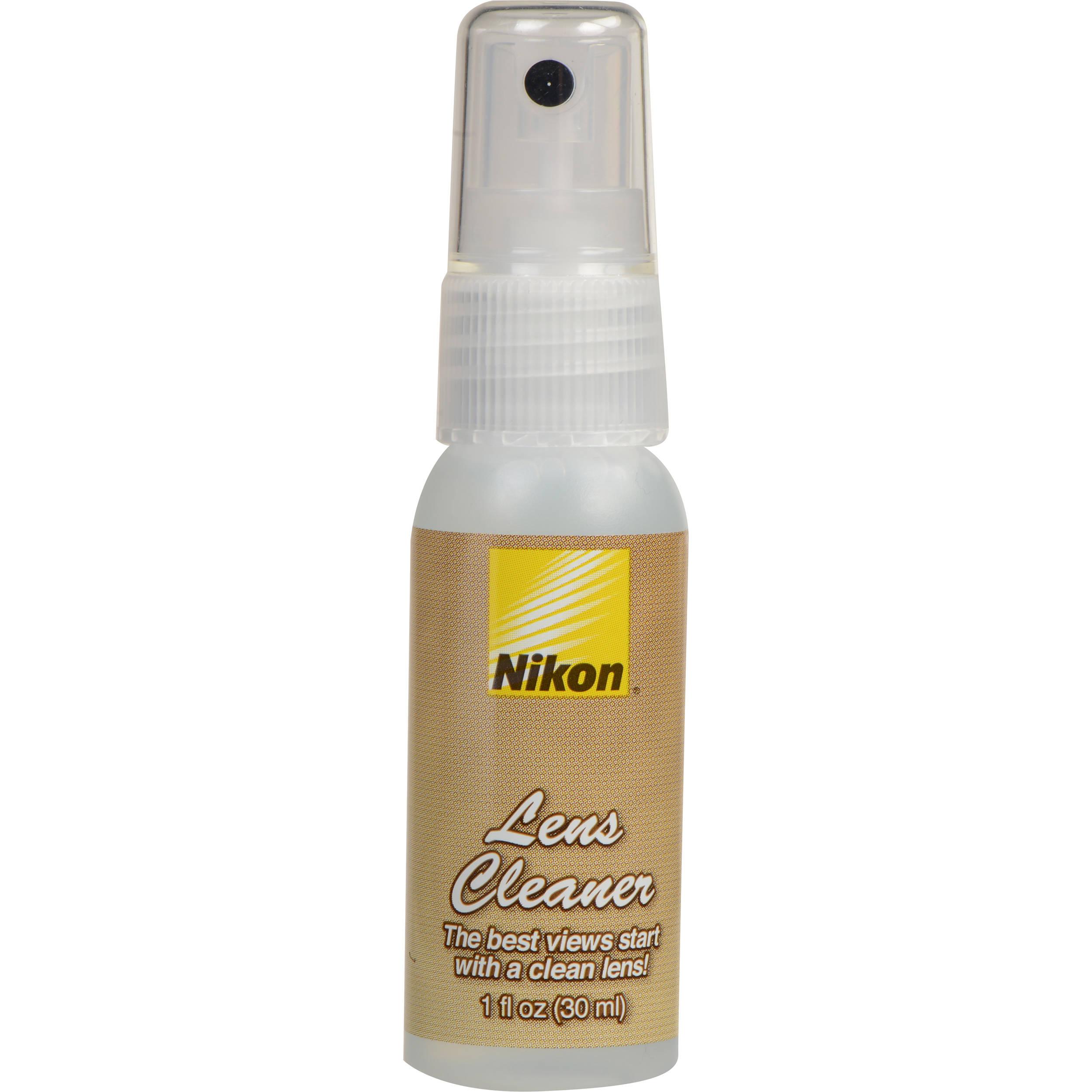 nikon lens cleaning spray 1 oz 790 b h photo