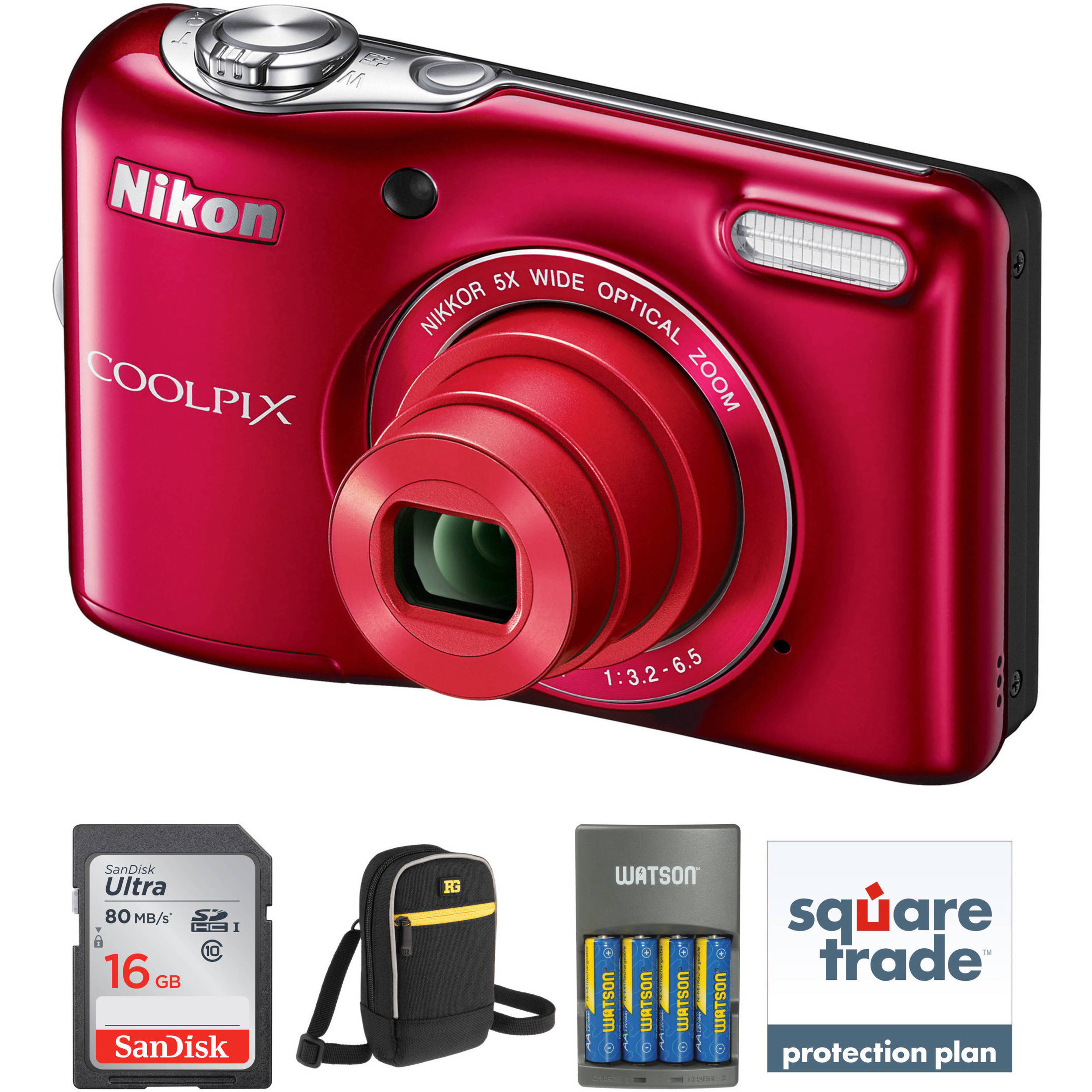 Nikon COOLPIX L32 Camera Driver Download