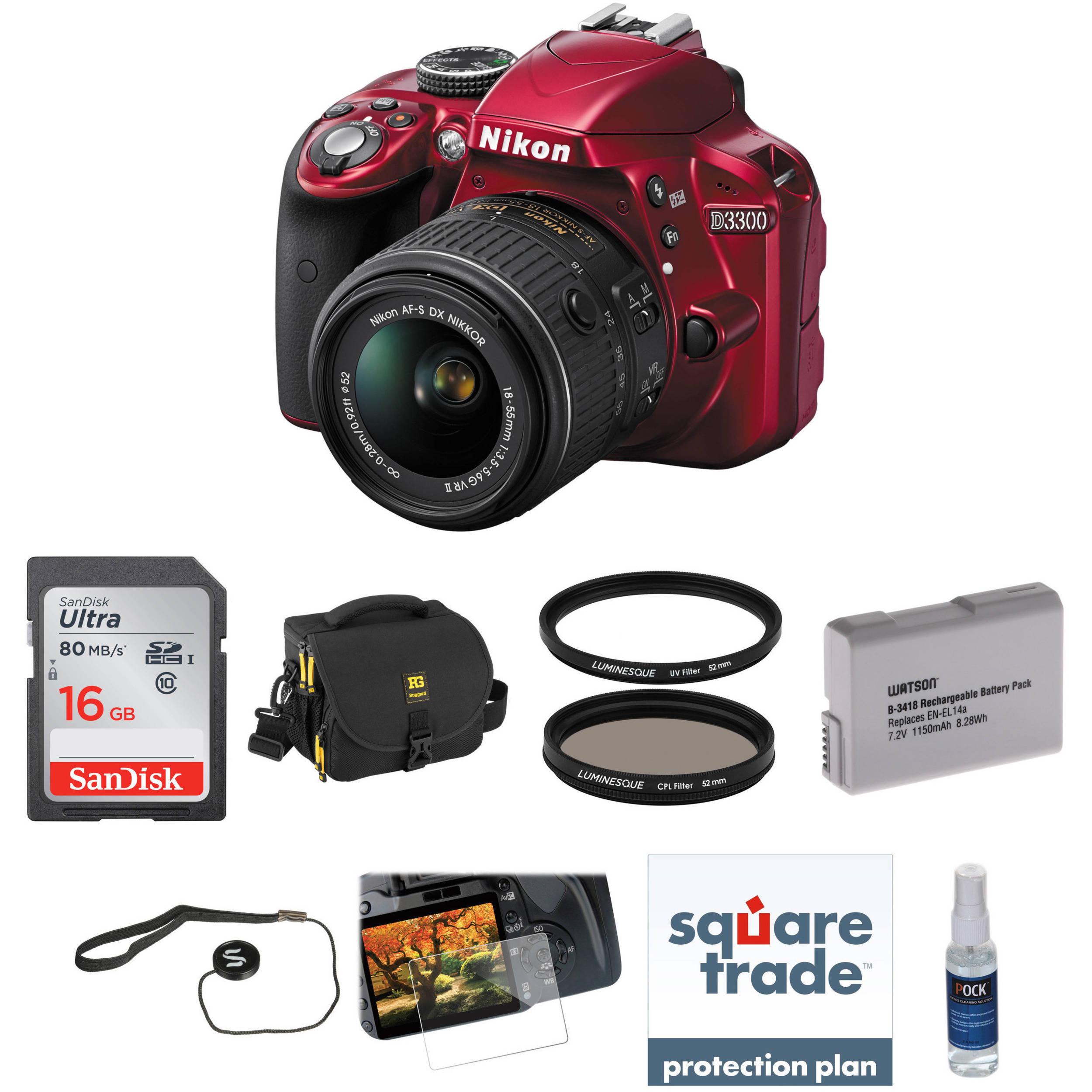Nikon d3300 deals