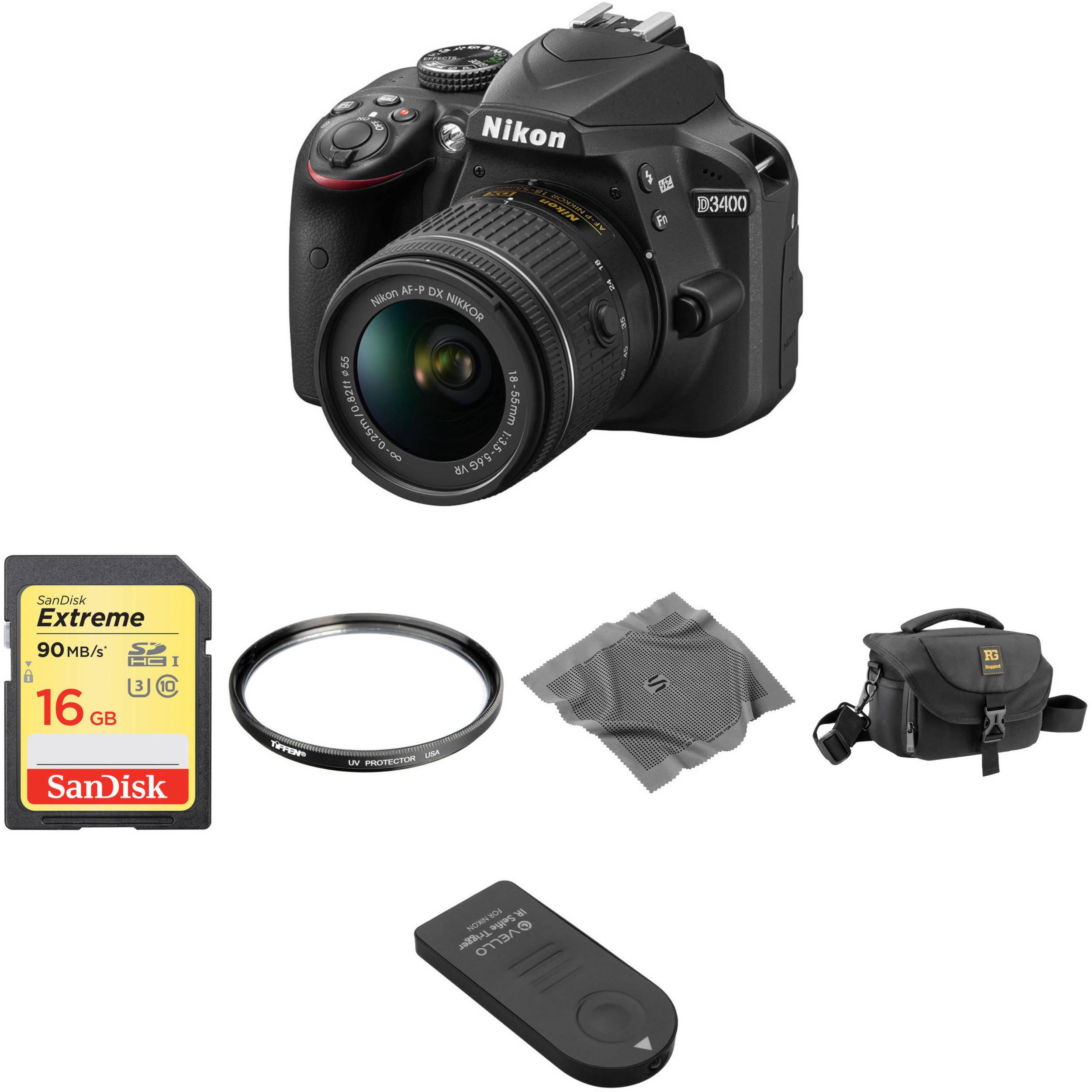 Nikon Cameras | DSLR Cameras - Nikon Digital SLR Cameras | B&H