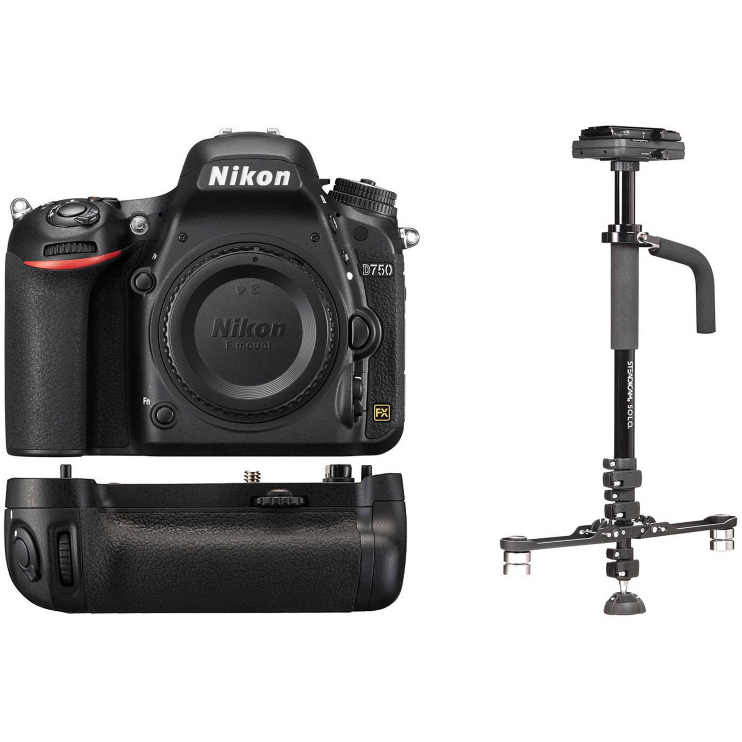 for Nikon D750 Dual Optional Head Professional Heavy Duty 72 Monopod//Unipod