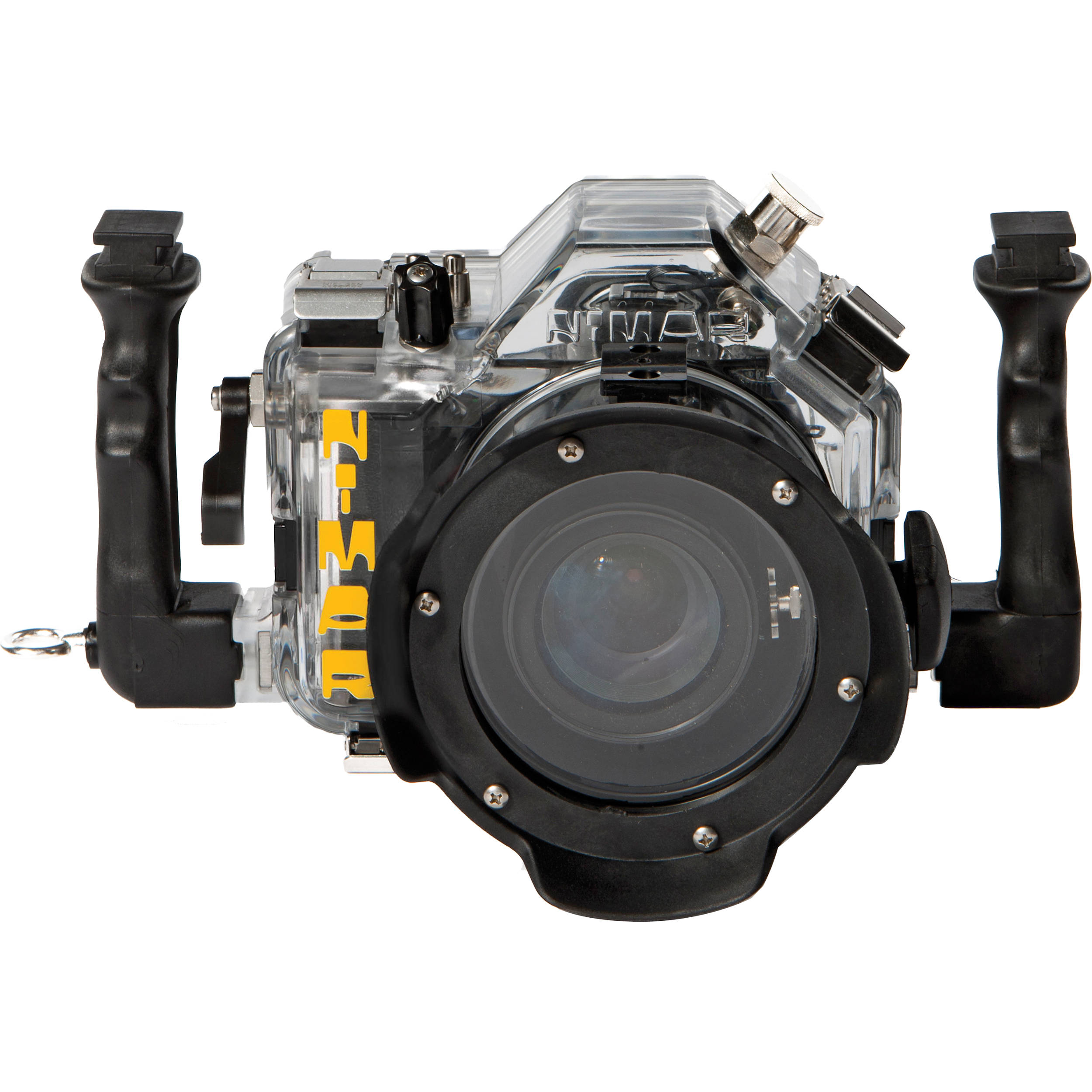 Camera Nikon D40 Dslr Camera Price nimar underwater housing for nikon d40 d40x and d60 ni303d40zm shown with optional accessories