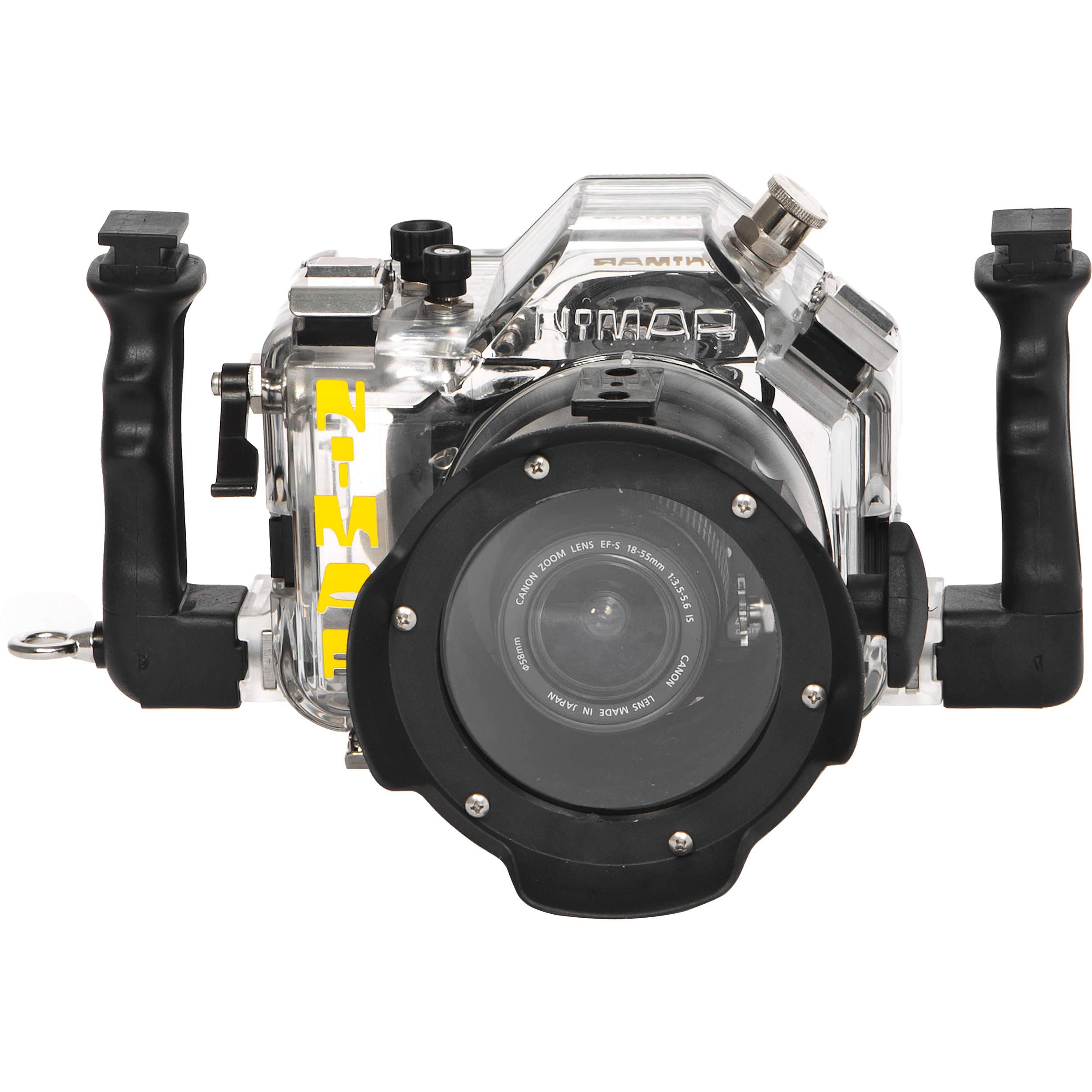 nimar underwater housing for canon eos rebel ni3dc400zmq b h rh bhphotovideo com Canon EOS Digital Rebel Canon EOS Rebel XTi Troubleshooting