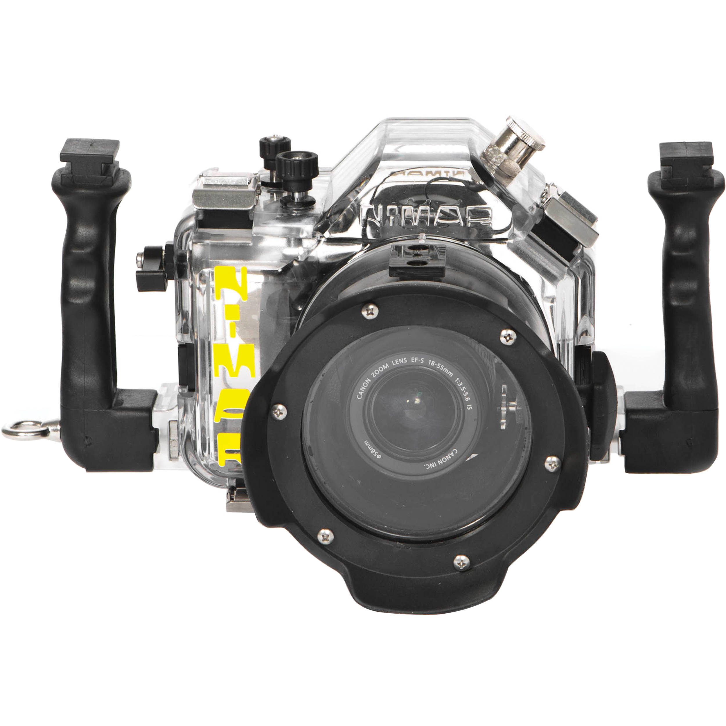 Camera Dslr Camera Without Lens canon 500d lens bh photo video nimar underwater housing for eos dslr camera without port