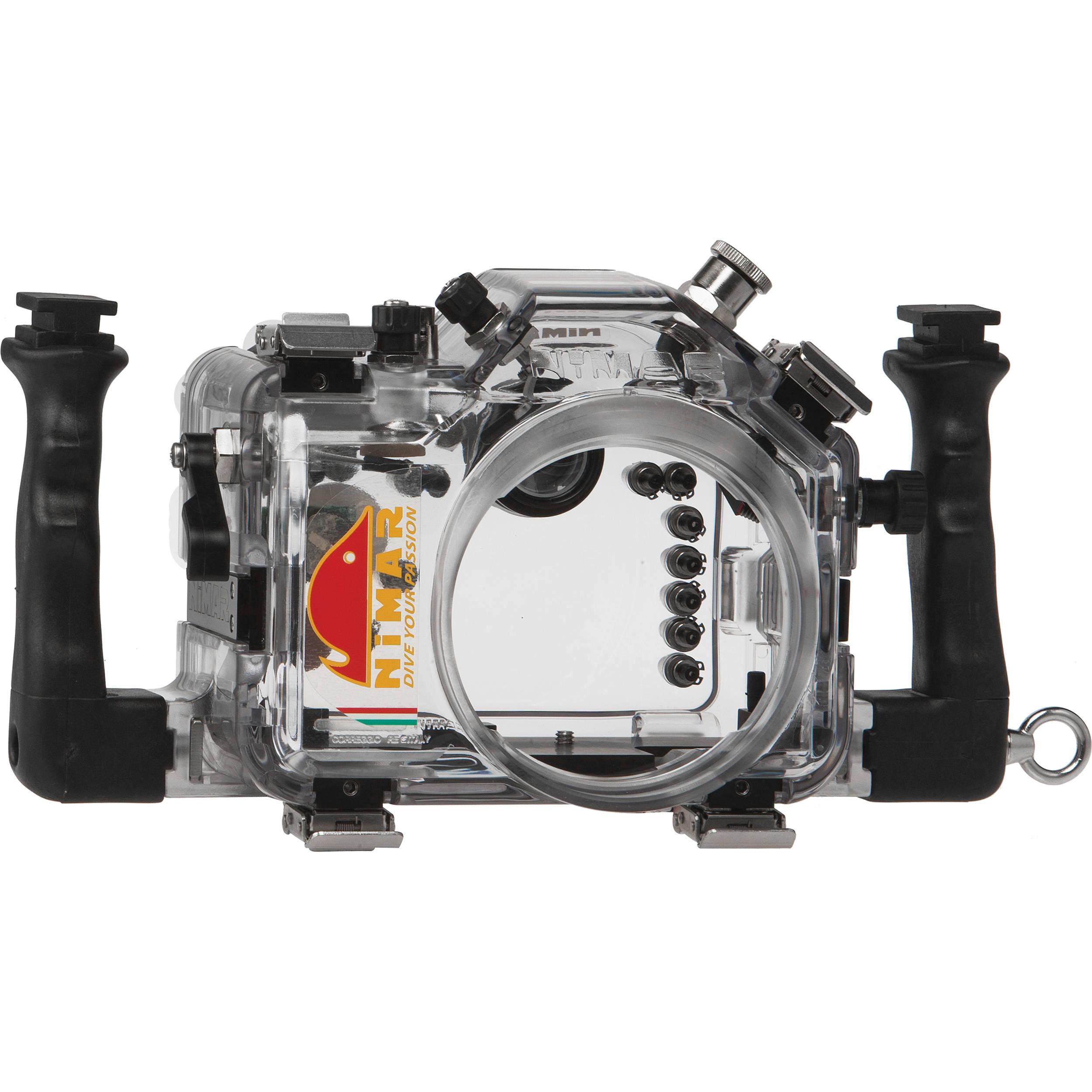 Camera Dslr Underwater Camera nimar 3d underwater housing for canon eos 70d dslr camera ni70d camera