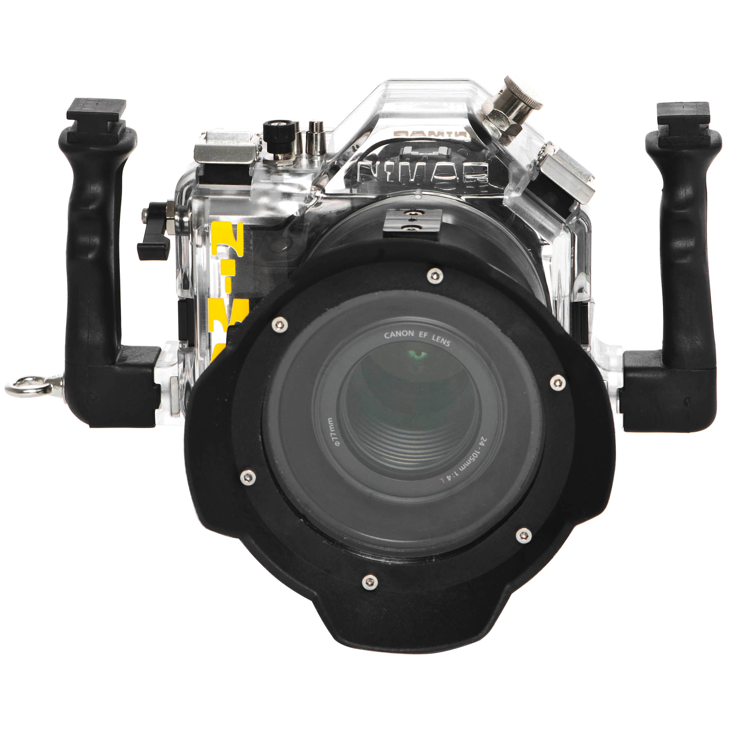 Camera Dslr Camera Without Lens nimar underwater housing for canon eos 7d dslr camera ni7d bh without lens port shown with optional accessories