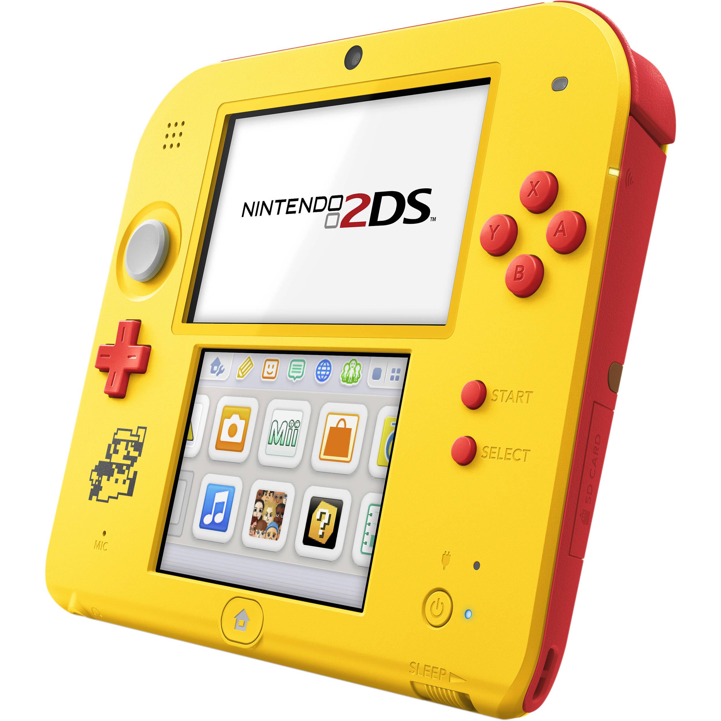 Nintendo 2DS - Nintendo 3DS Wiki Guide - IGN