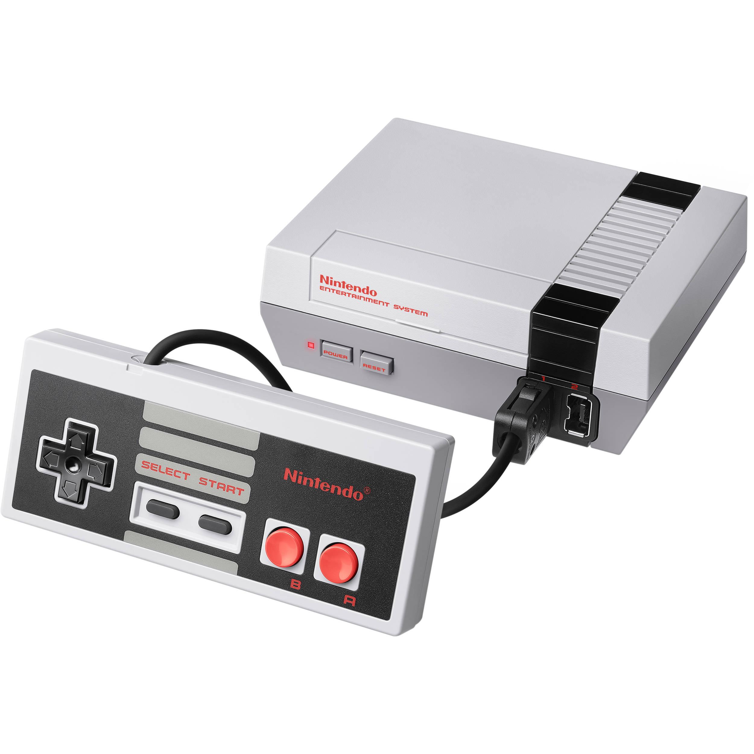 Nintendo NES Classic Edition CLVSNESA B&H Photo Video