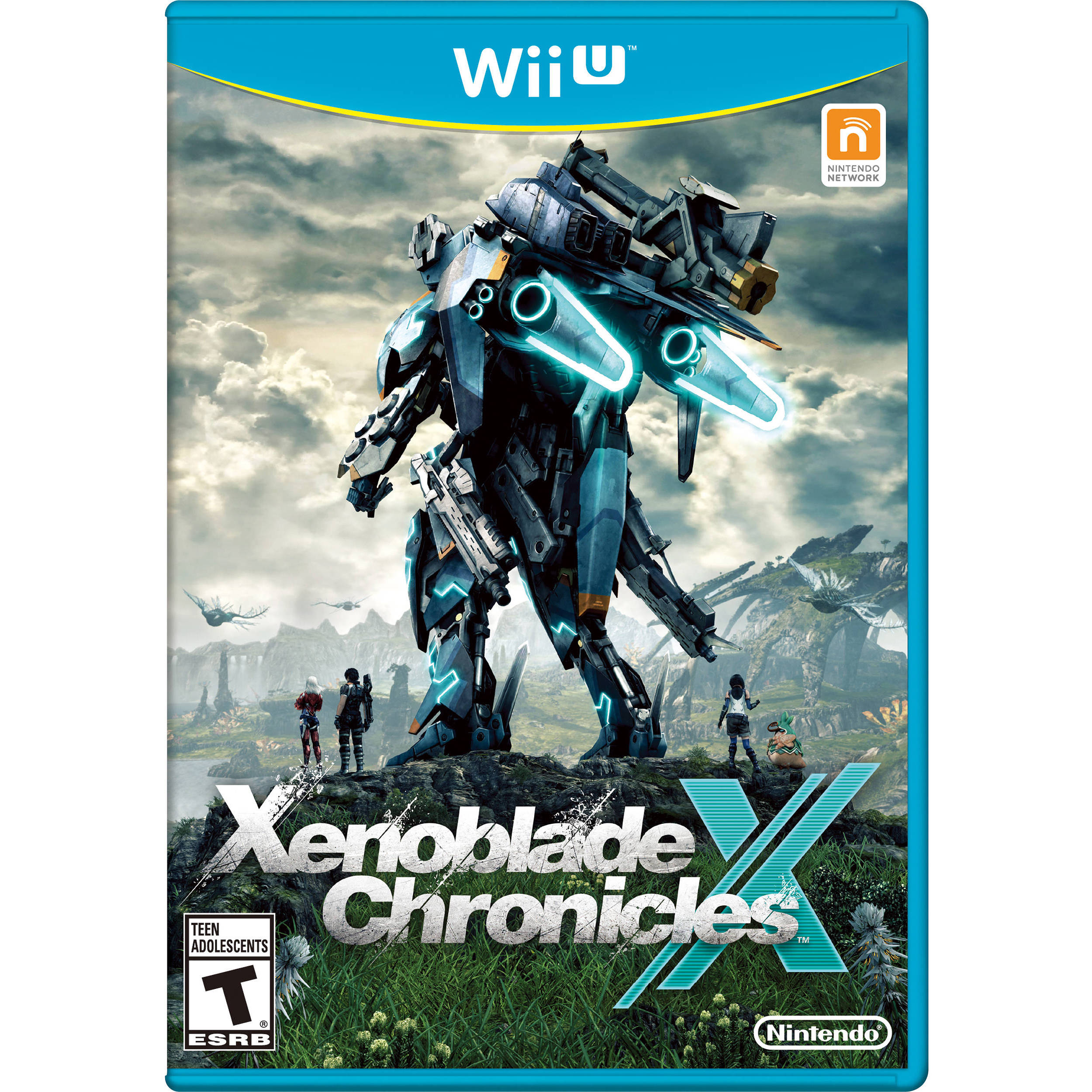 Xenoblade Chronicles X Skill Slots