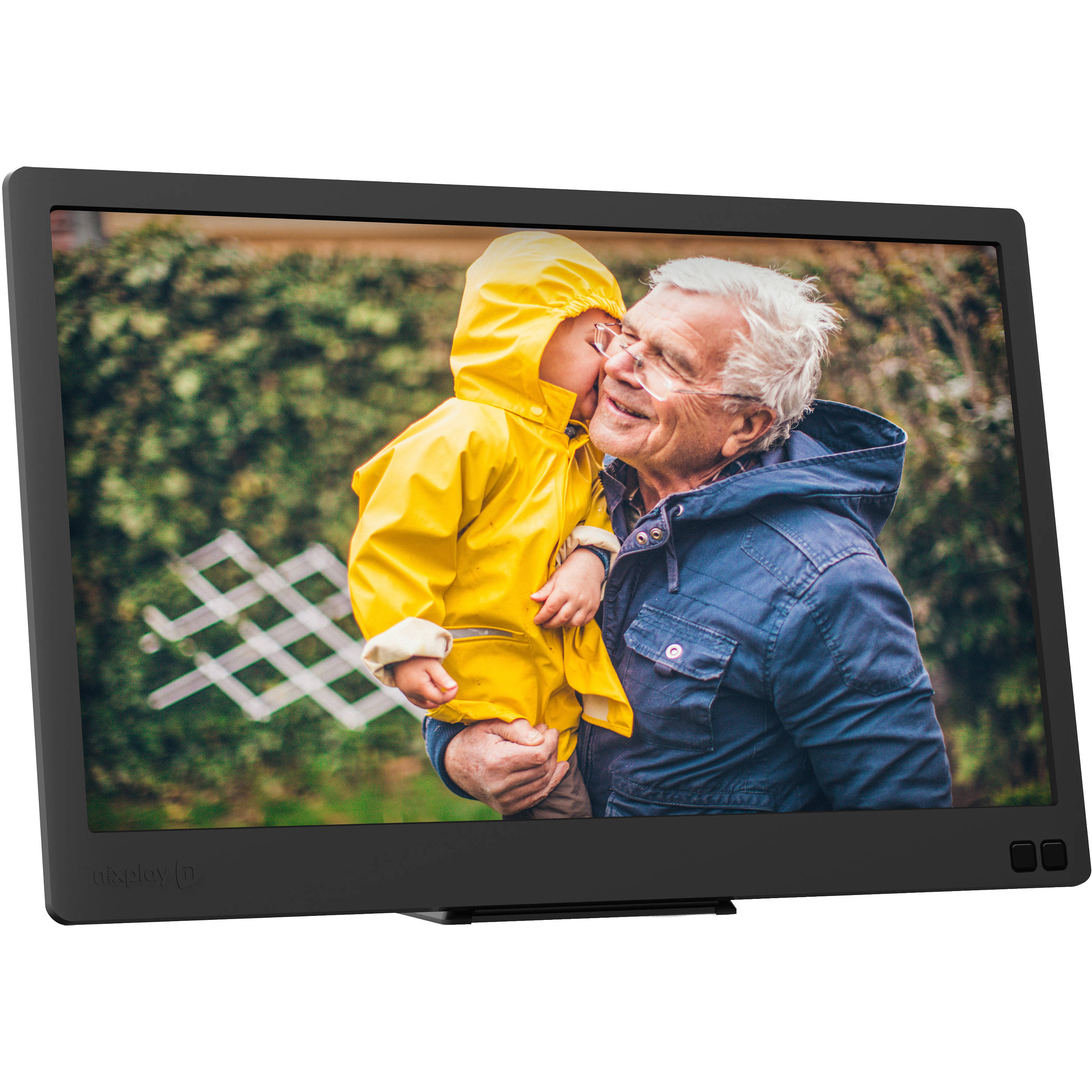nixplay nixplay edge cloud wifi digital picture frame 13 - Electronic Picture Frames