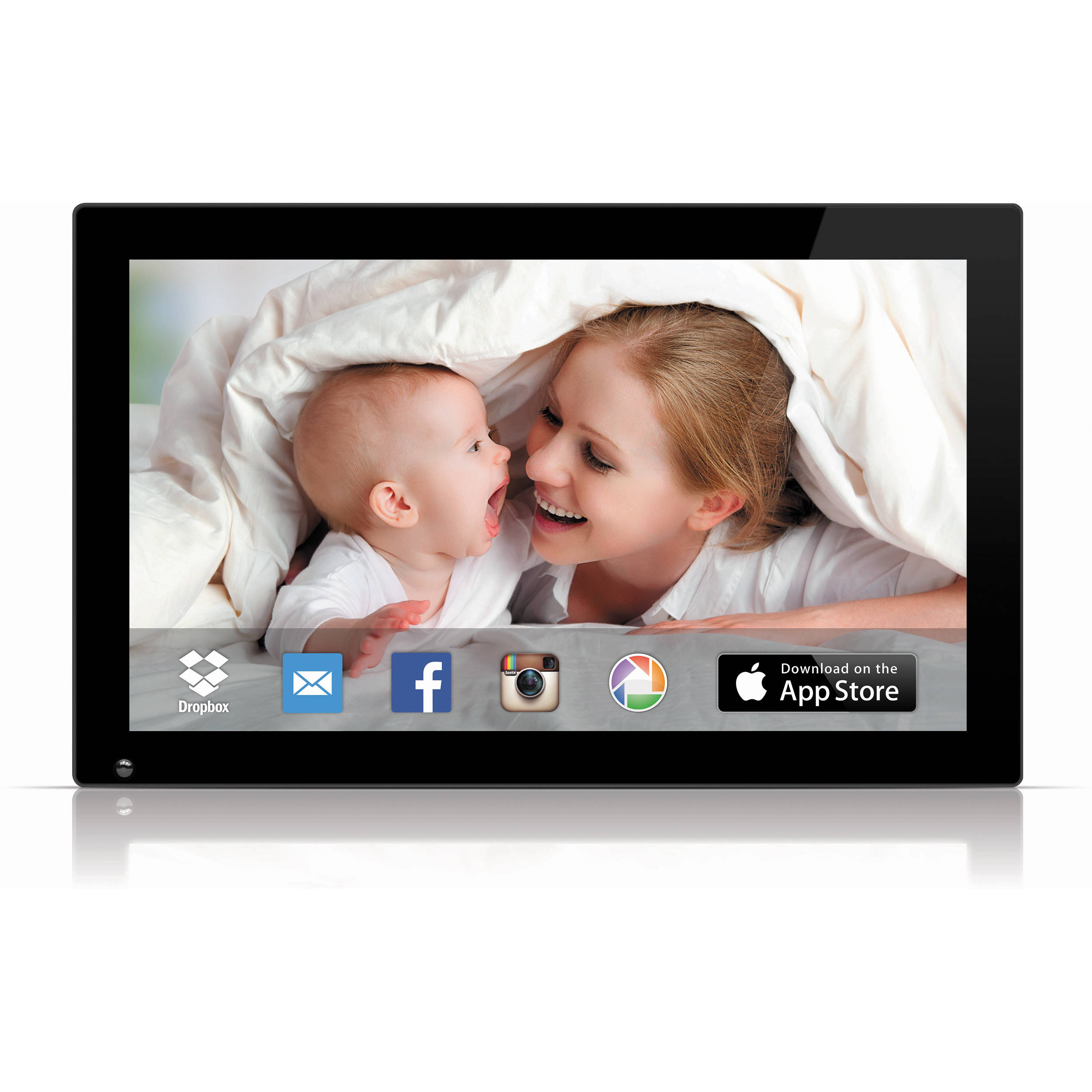 Nixplay nixplay pro cloud wifi digital picture frame w18b bh nixplay nixplay pro cloud wifi digital picture frame 18 jeuxipadfo Gallery
