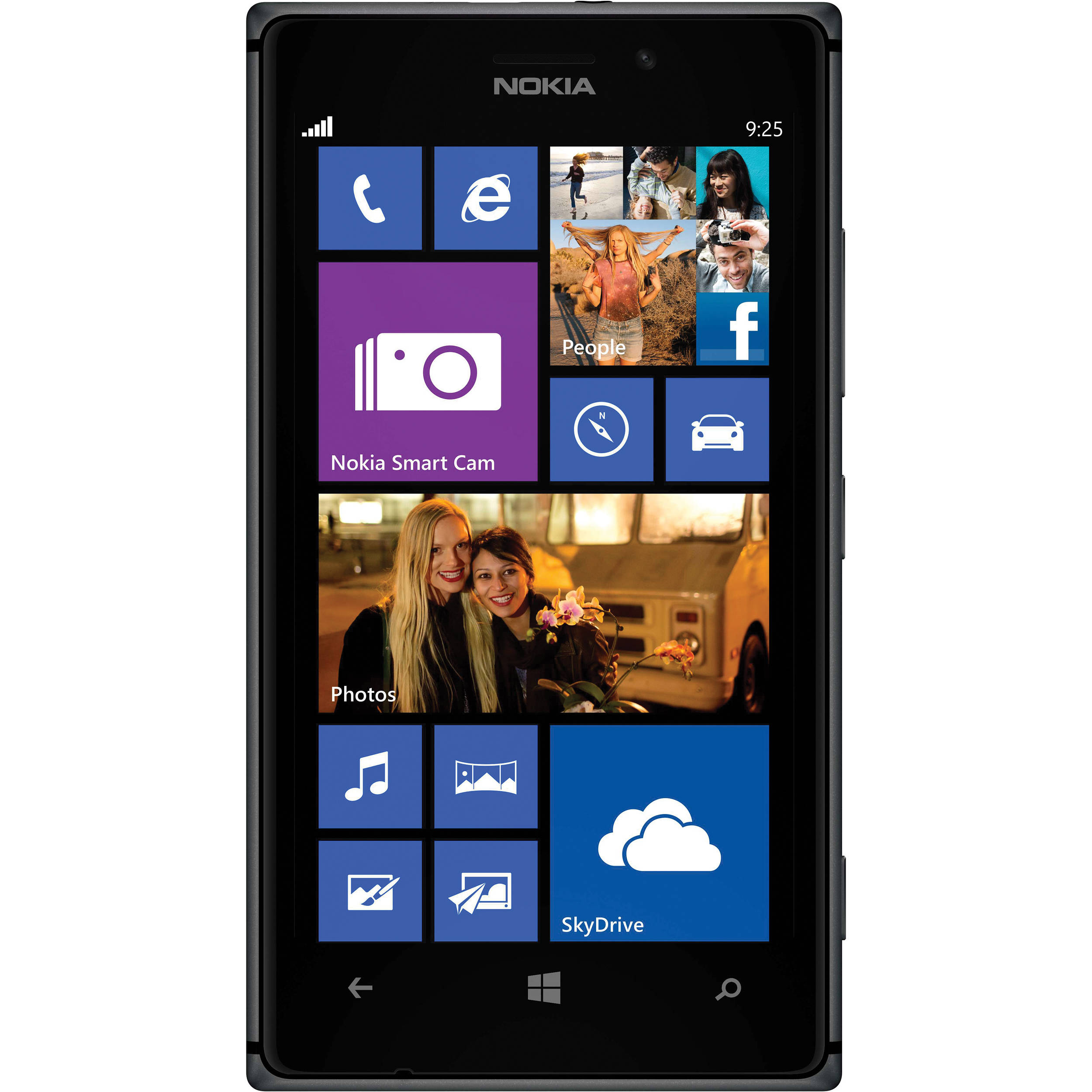 Smartphone Nokia Lumia 720: characteristics, instructions, settings, reviews 20