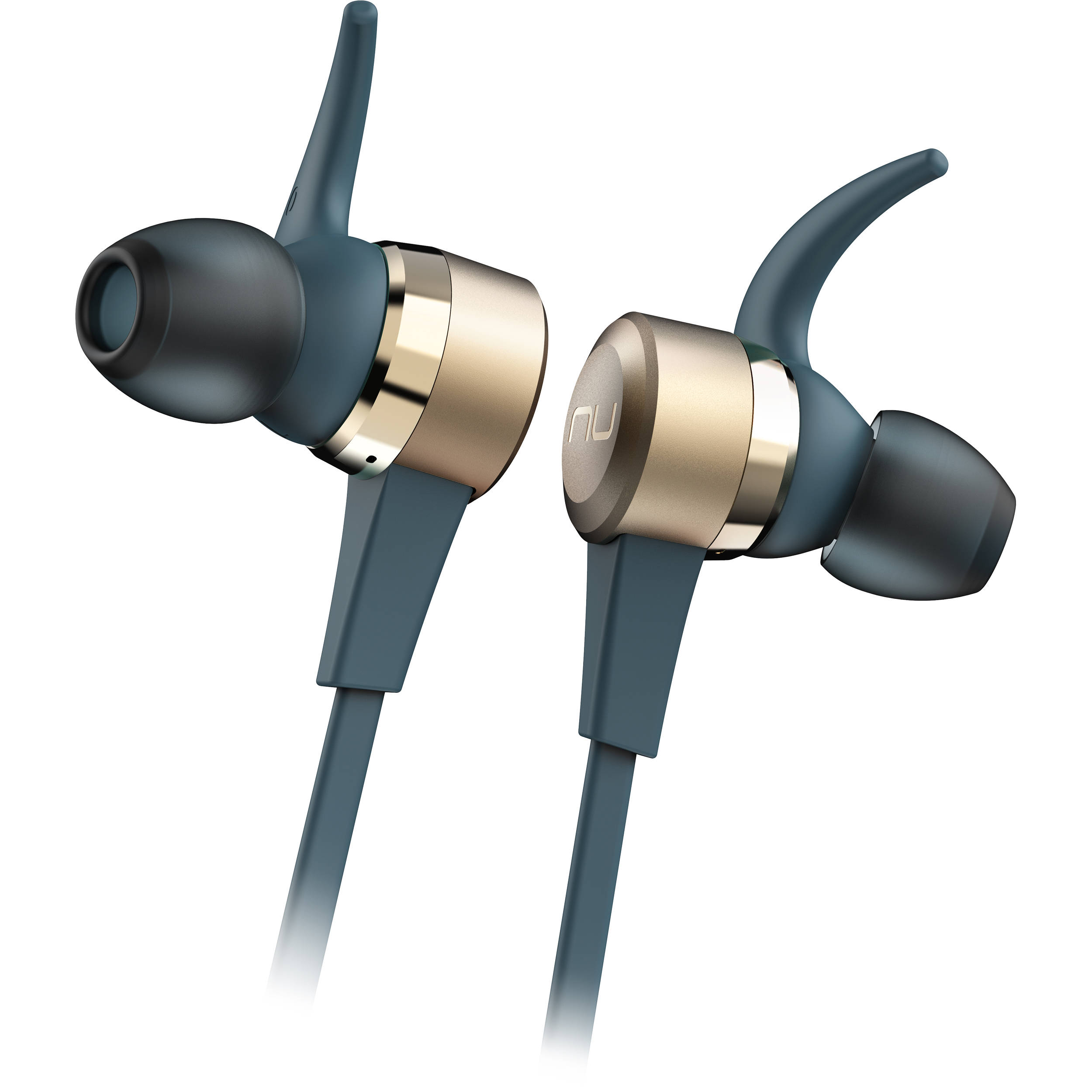 Nuforce Be Live5 Bluetooth In Ear Headphones Gold Belive5 Gold