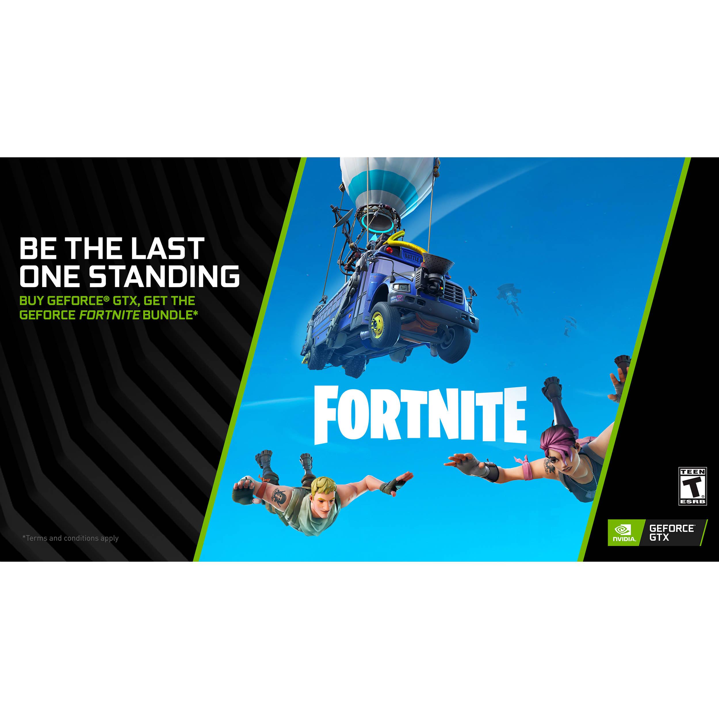 Nvidia Fortnite