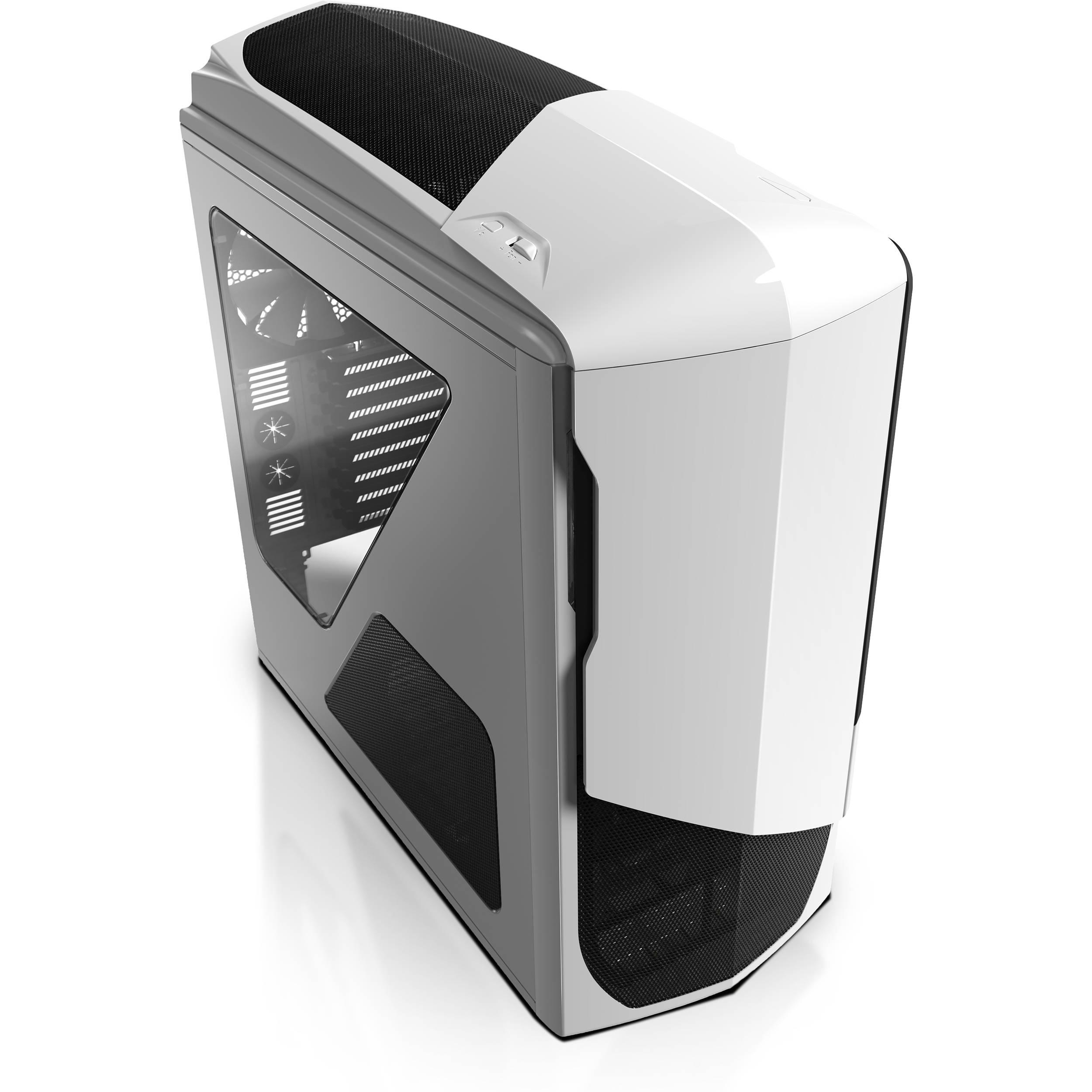 Nzxt Phantom 530 Full Tower Case White Ca Ph530w1 B Amp H Photo
