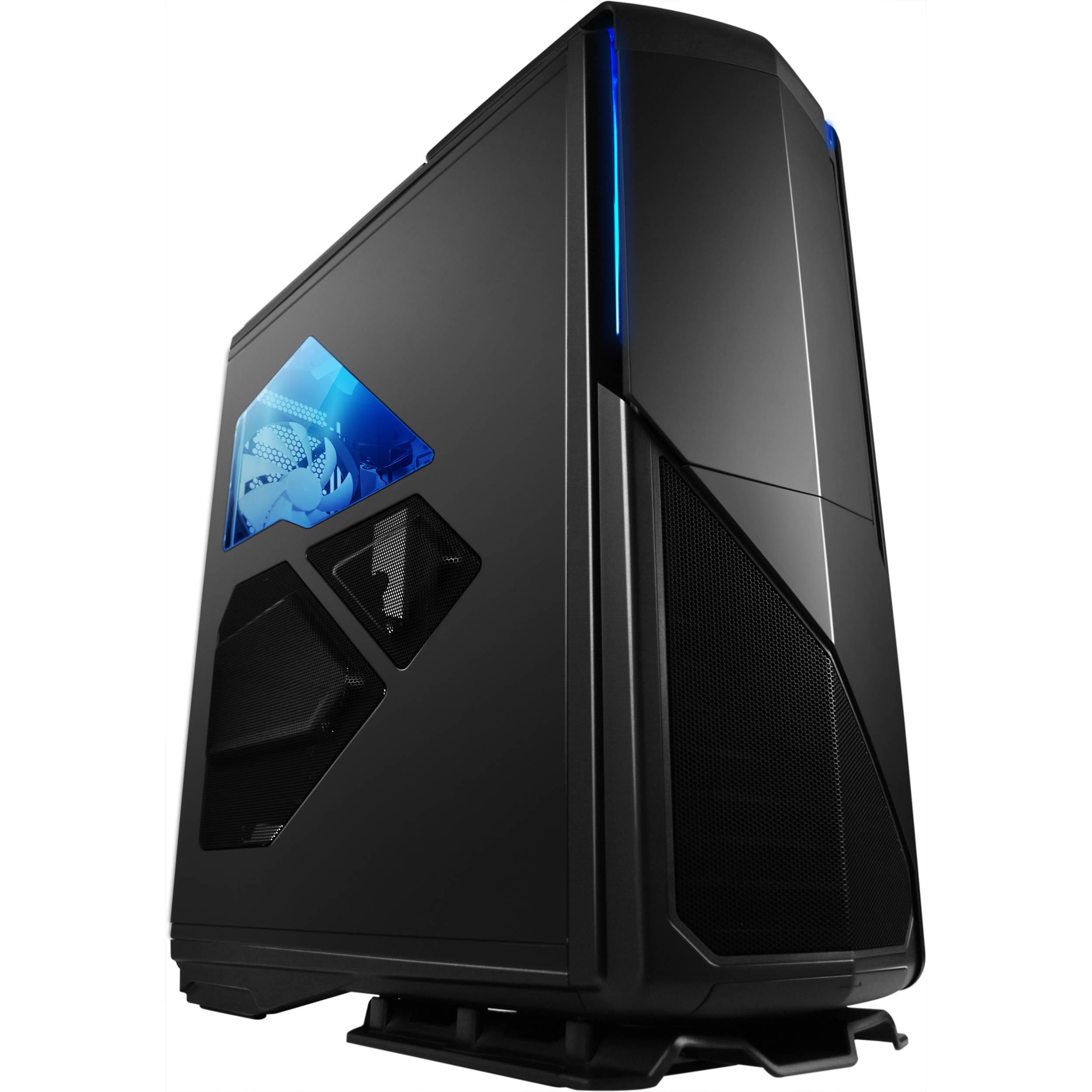 Nzxt Phantom 820 Full Tower Case Matte Black Ca Ph820m1 B Amp H