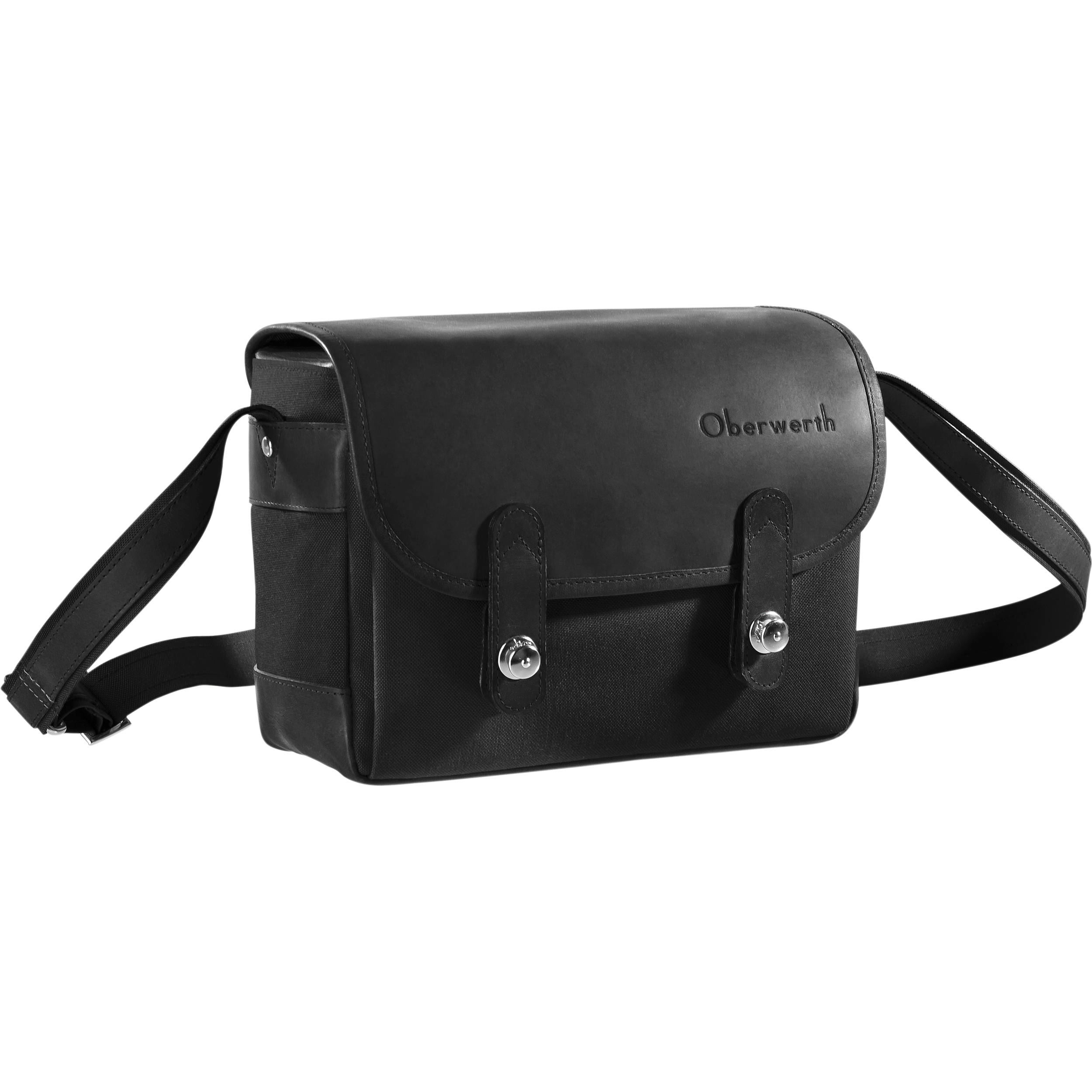 Oberwerth Freiburg Small Camera Bag Black Black F Cs Ls 101