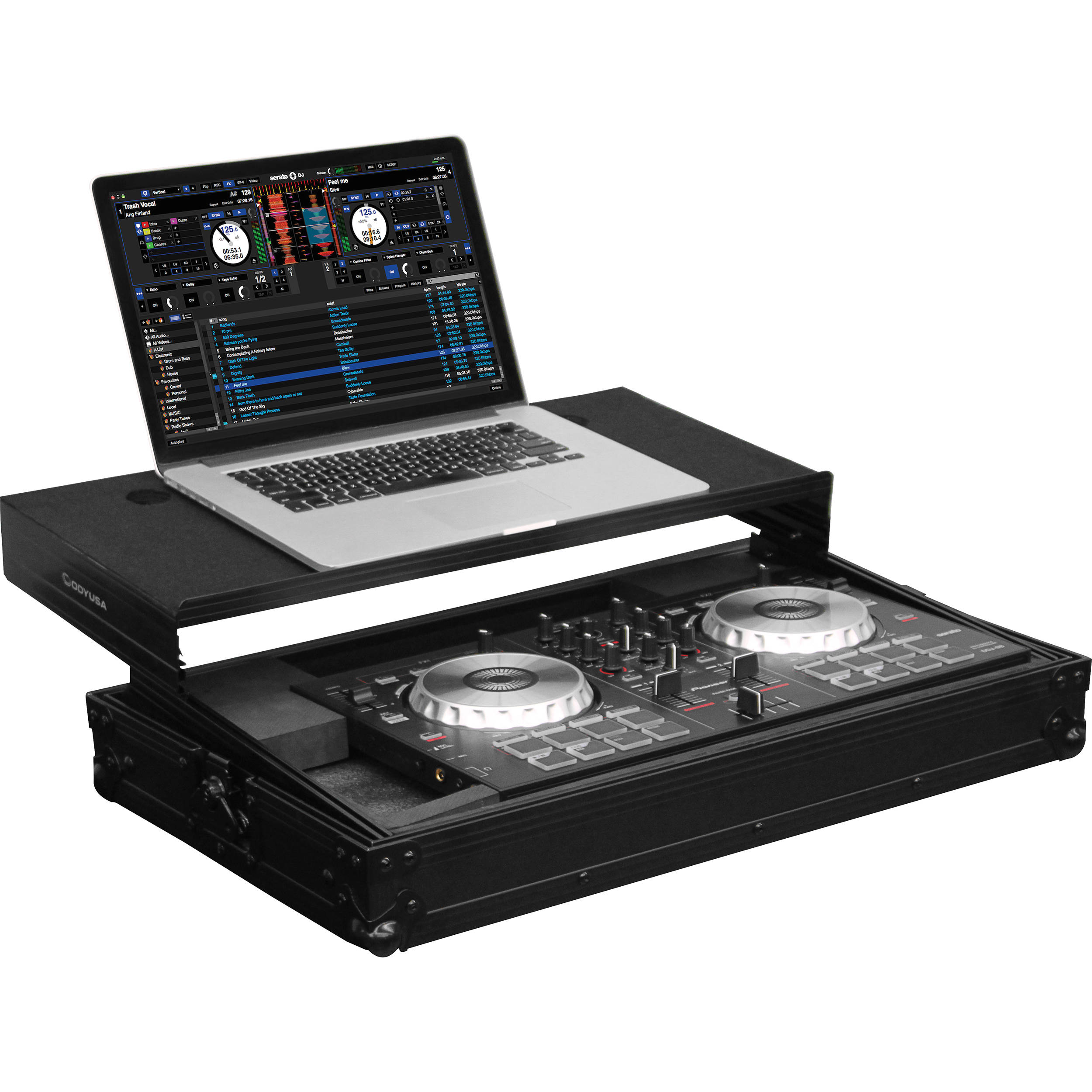 numark dj mixtrack pro 2