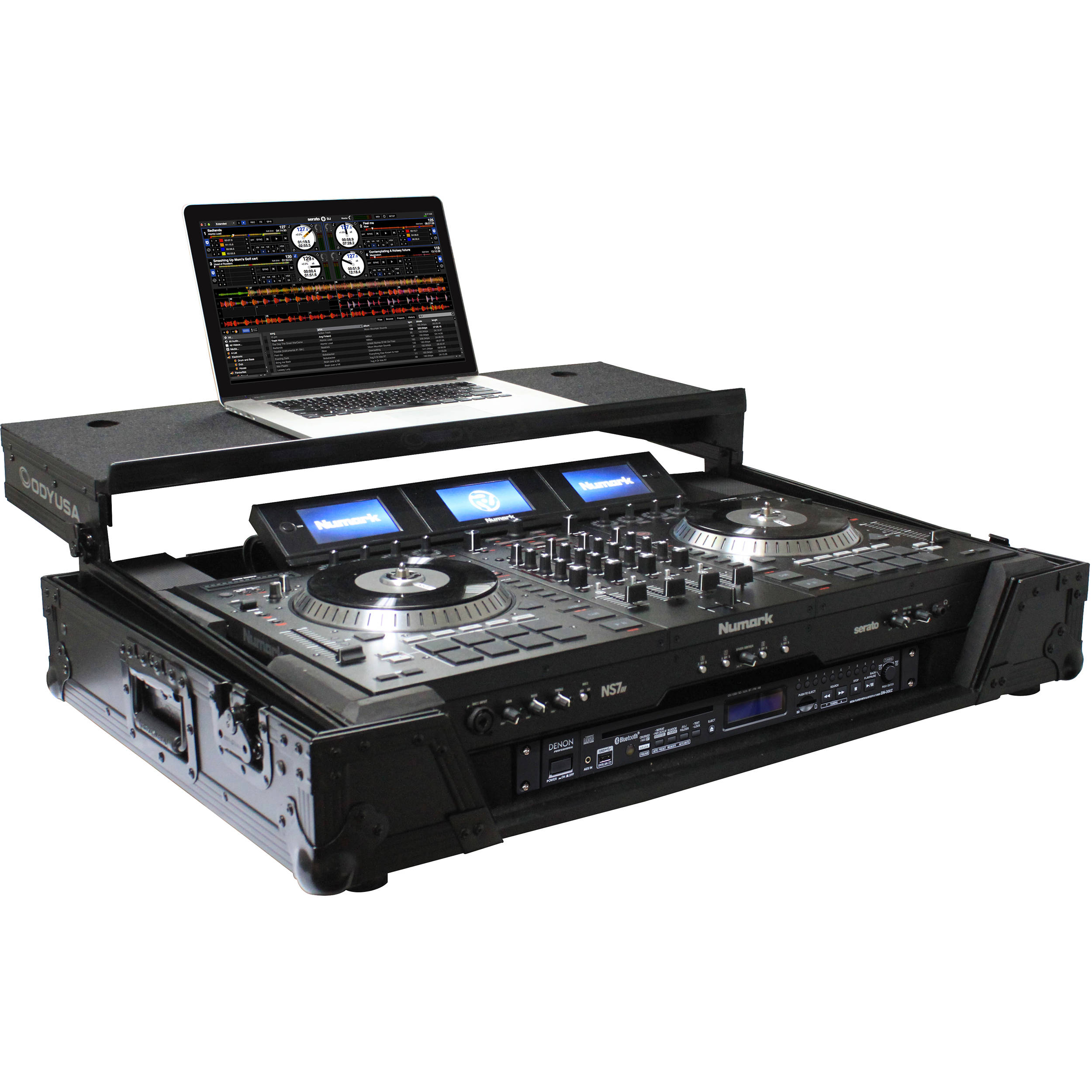 Numark NS7 III DJ Controller Audio Driver PC
