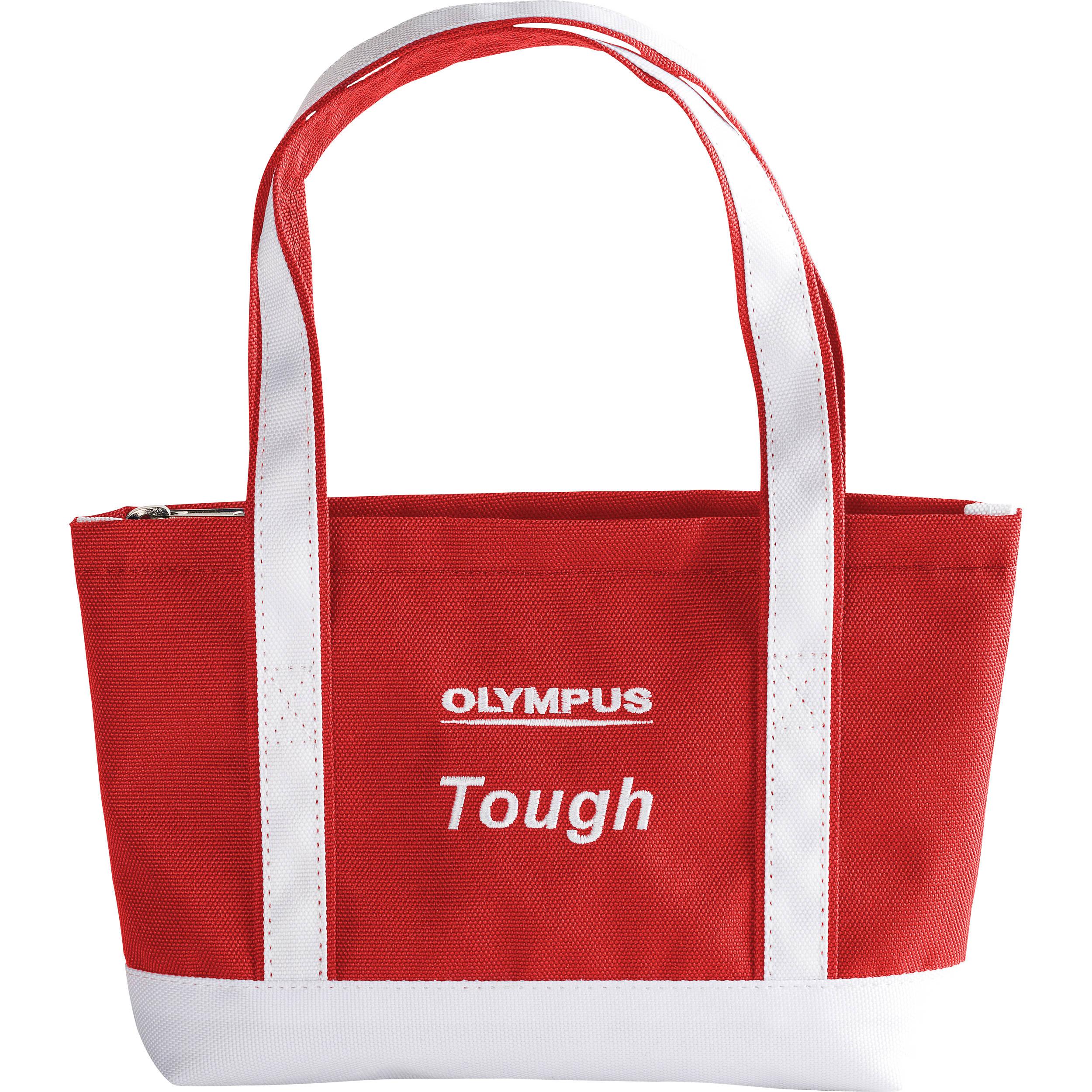 Olympus Tough Beach Bag (Red) 202576 B&H Photo Video
