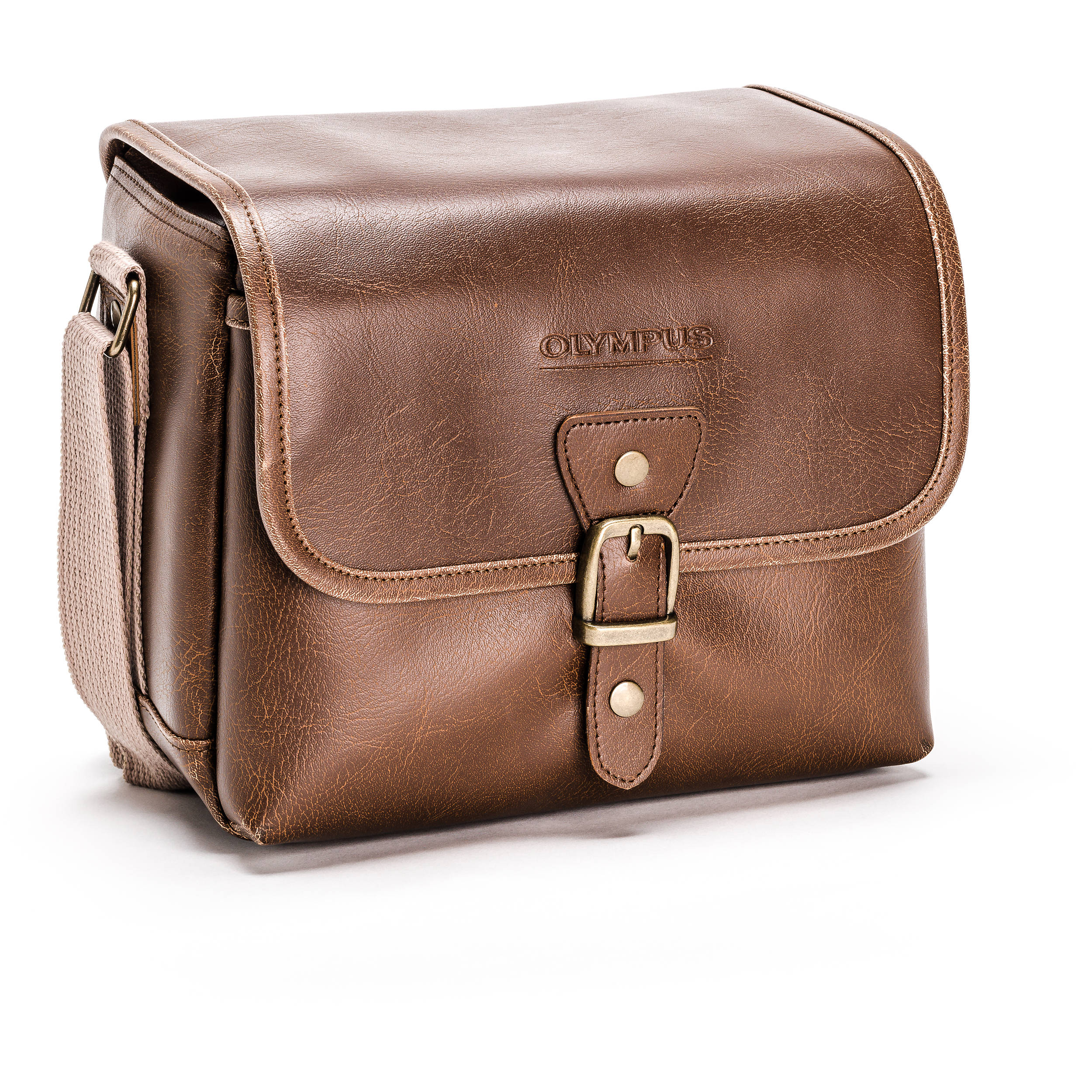 Olympus Tracker Classic Design Vintage Camera Bag