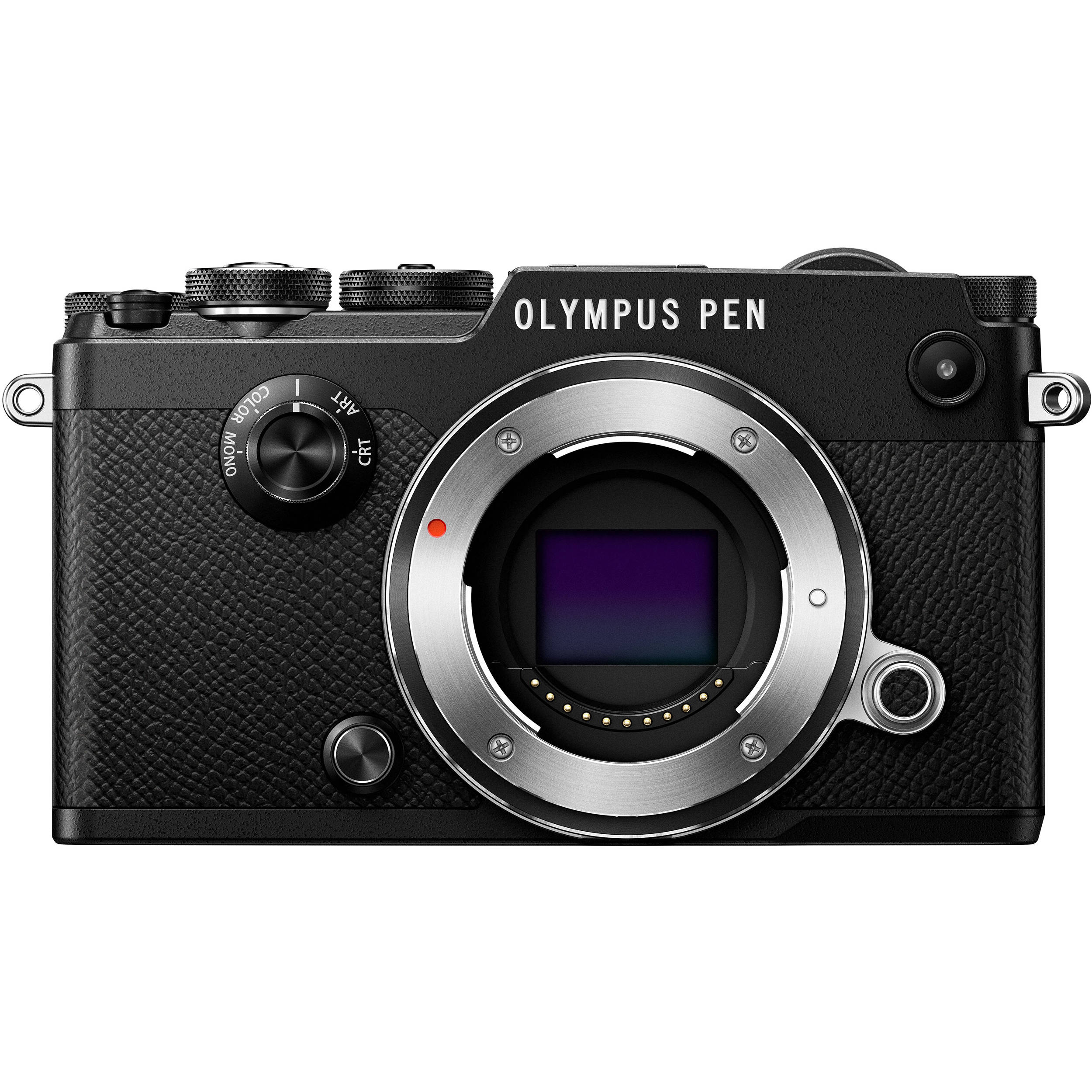 Olympus PEN-F Mirrorless Micro Four Thirds Digital Camera B&H