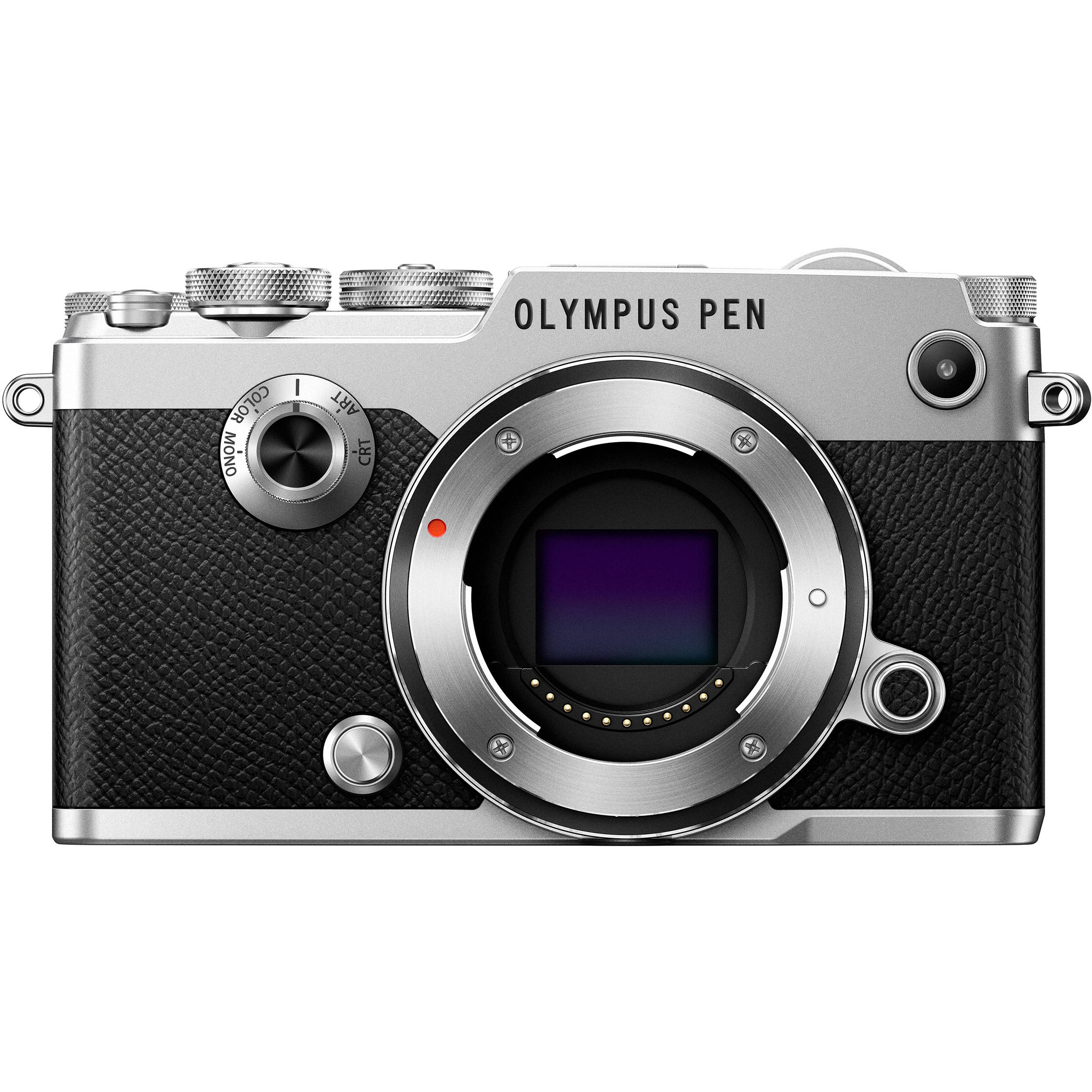 Olympus PEN-F Mirrorless Micro Four Thirds Digital V204060SU000