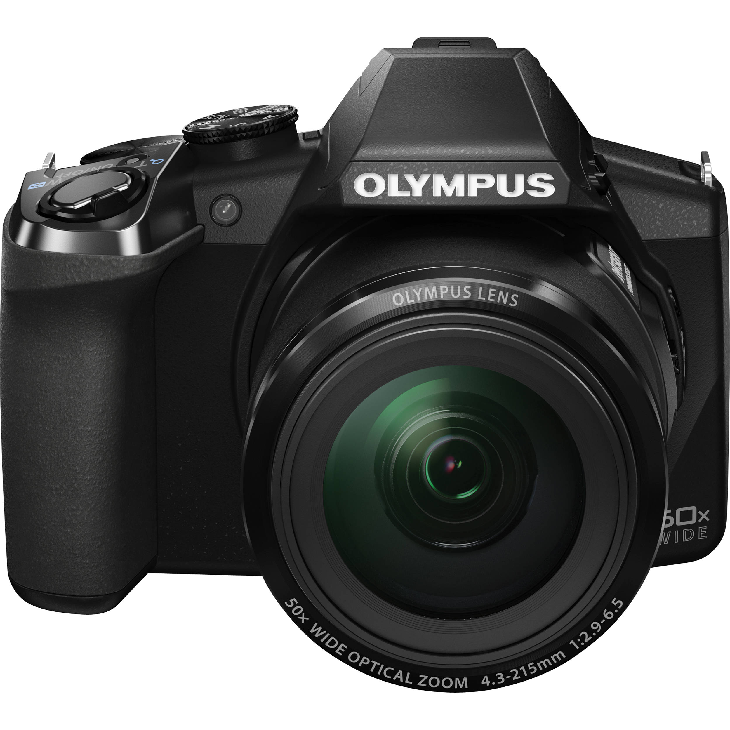Olympus Stylus SP-100 Digital Camera V103070BU000 B&H Photo