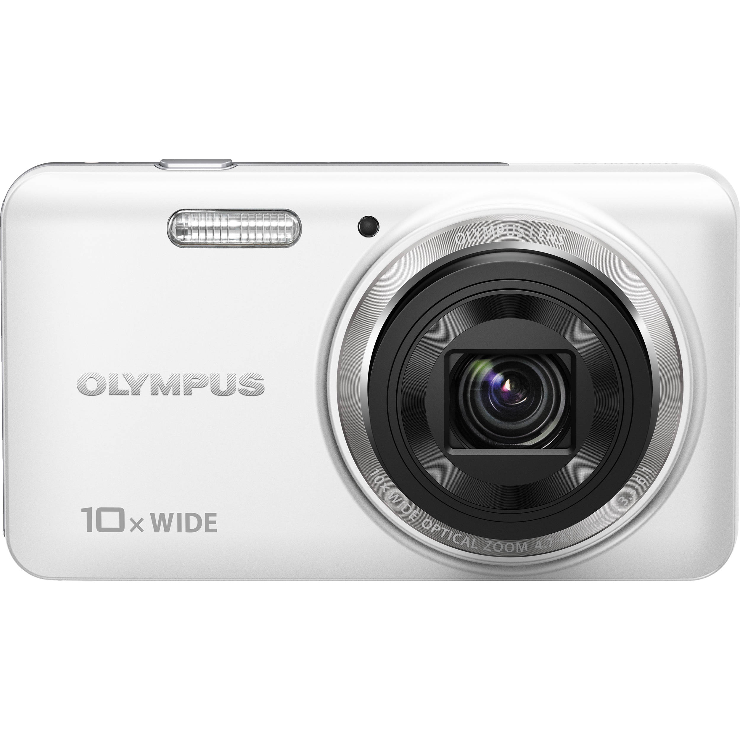 Enter To Win 1 000 Gift Card From Blu Dot: Olympus VH-520 IHS Digital Camera (White) V108060WU000 B&H