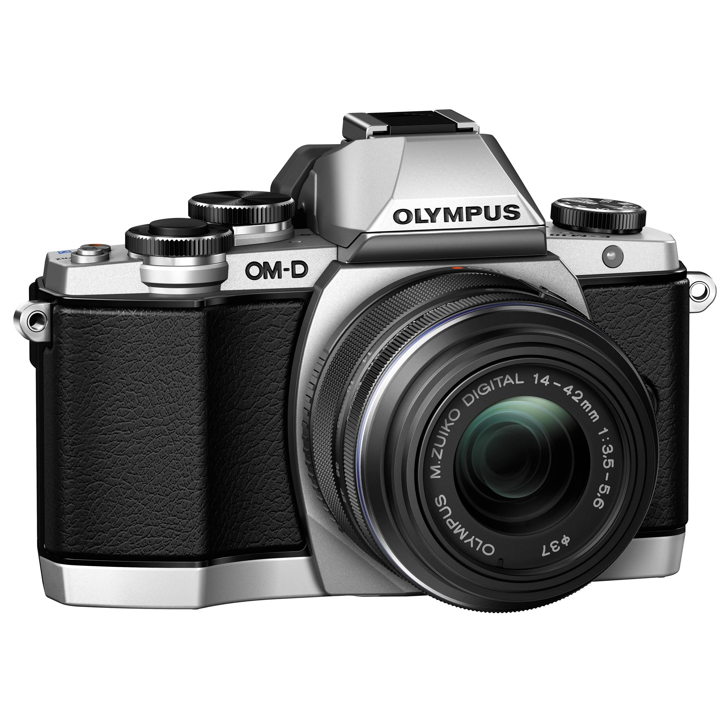 Photo Olympus Camera Olympus Om-d E-m10 Mirrorless